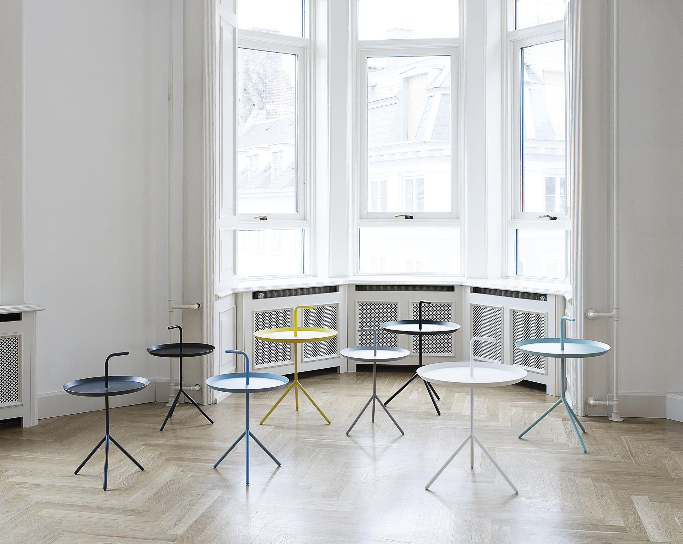 Beistelltisch Hay dlm don t leave me side tables from hay architonic