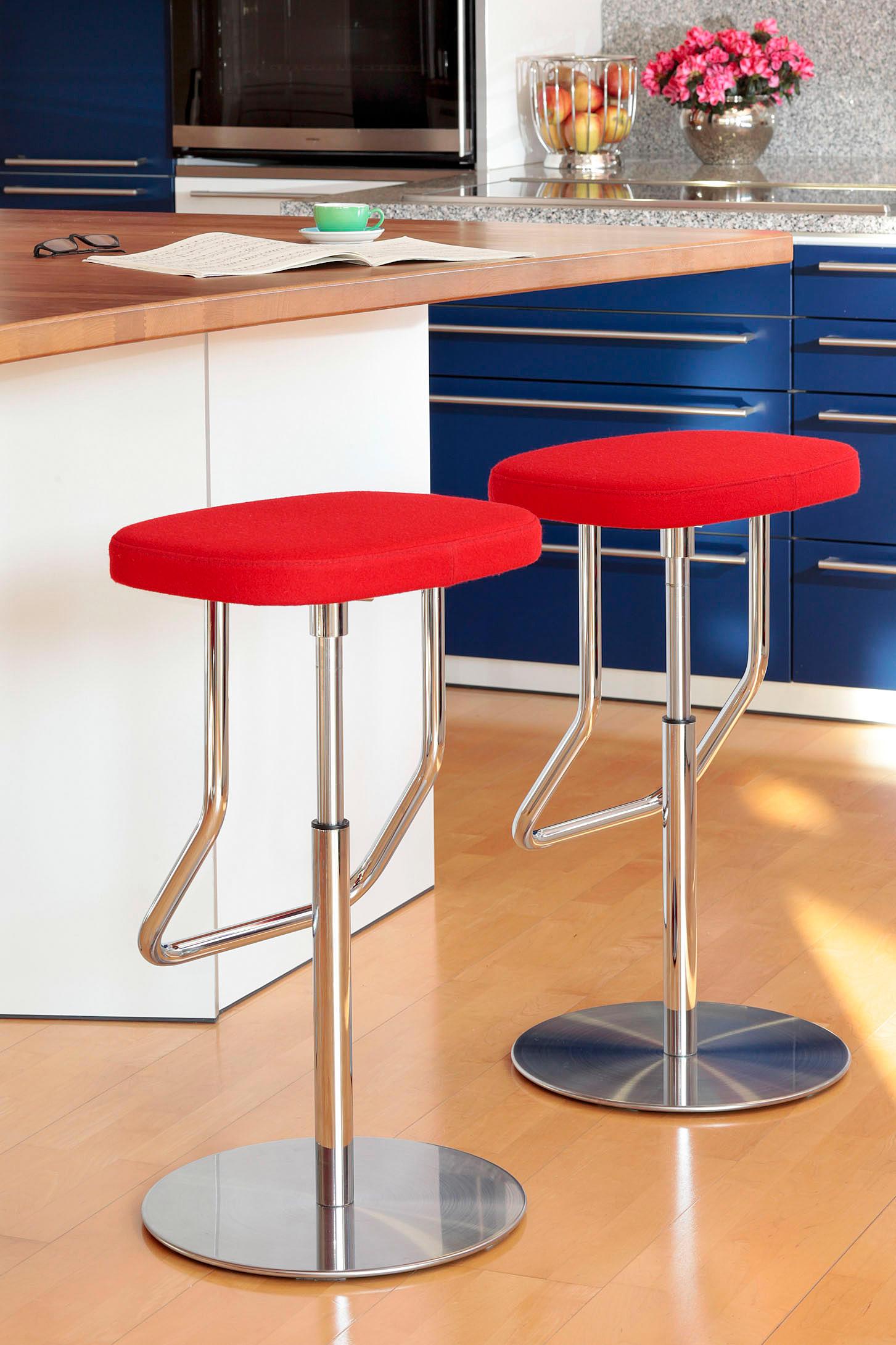 s 123 ph barhocker von thonet architonic. Black Bedroom Furniture Sets. Home Design Ideas
