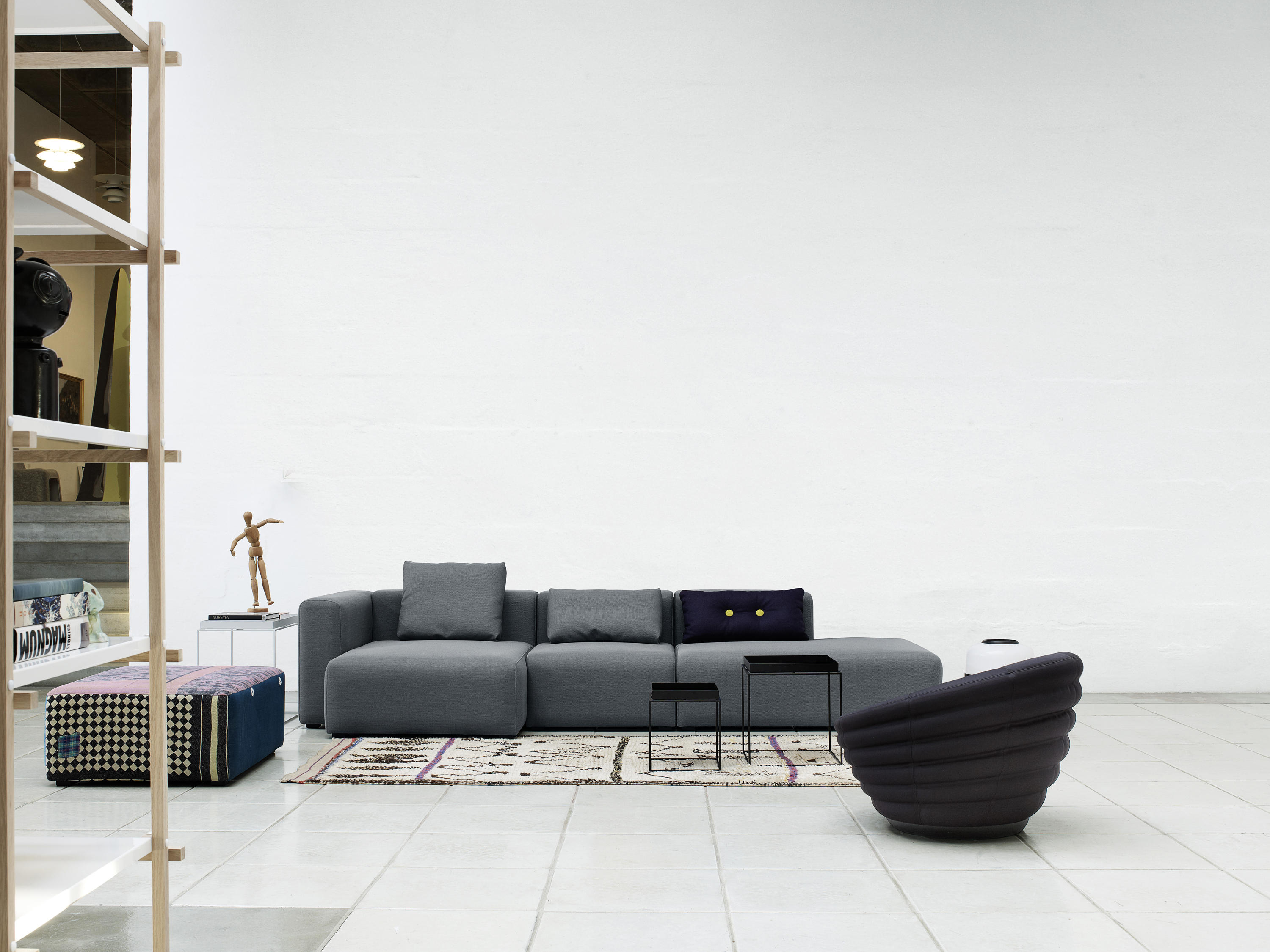 mags soft sofa modular sofa systems from hay architonic. Black Bedroom Furniture Sets. Home Design Ideas
