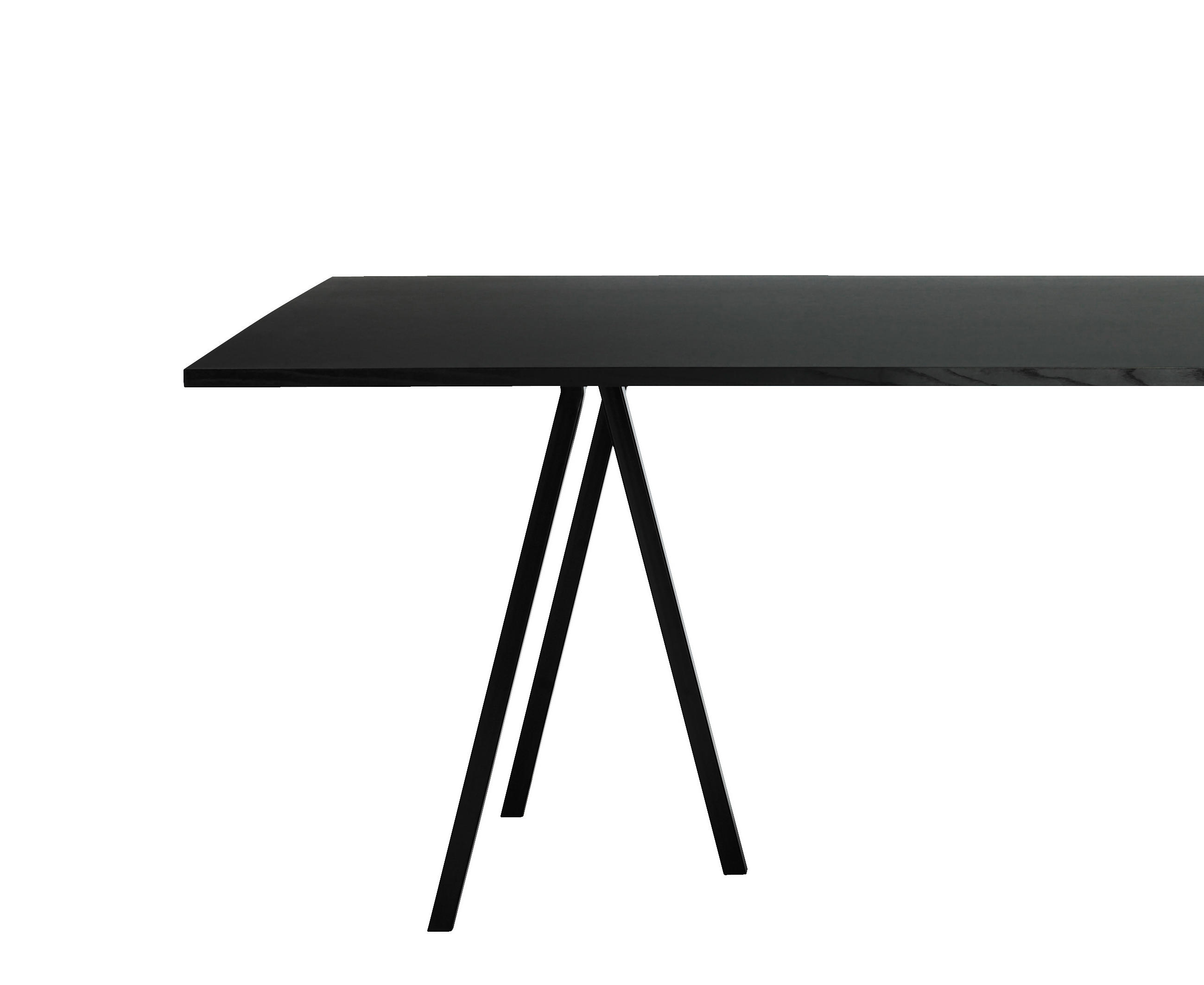 loop stand high table 160 bar tables from hay architonic. Black Bedroom Furniture Sets. Home Design Ideas