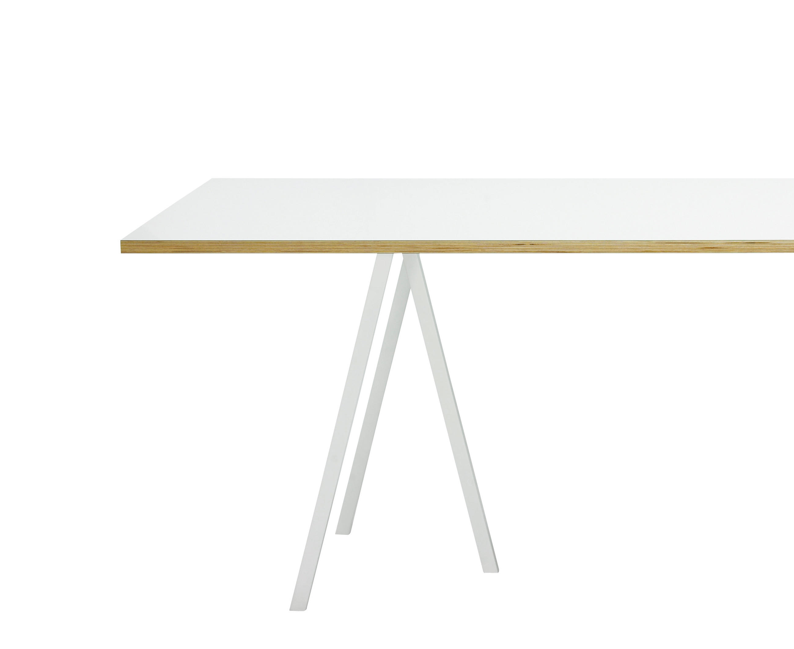 LOOP STAND HIGH TABLE 160 Bar tables from Hay