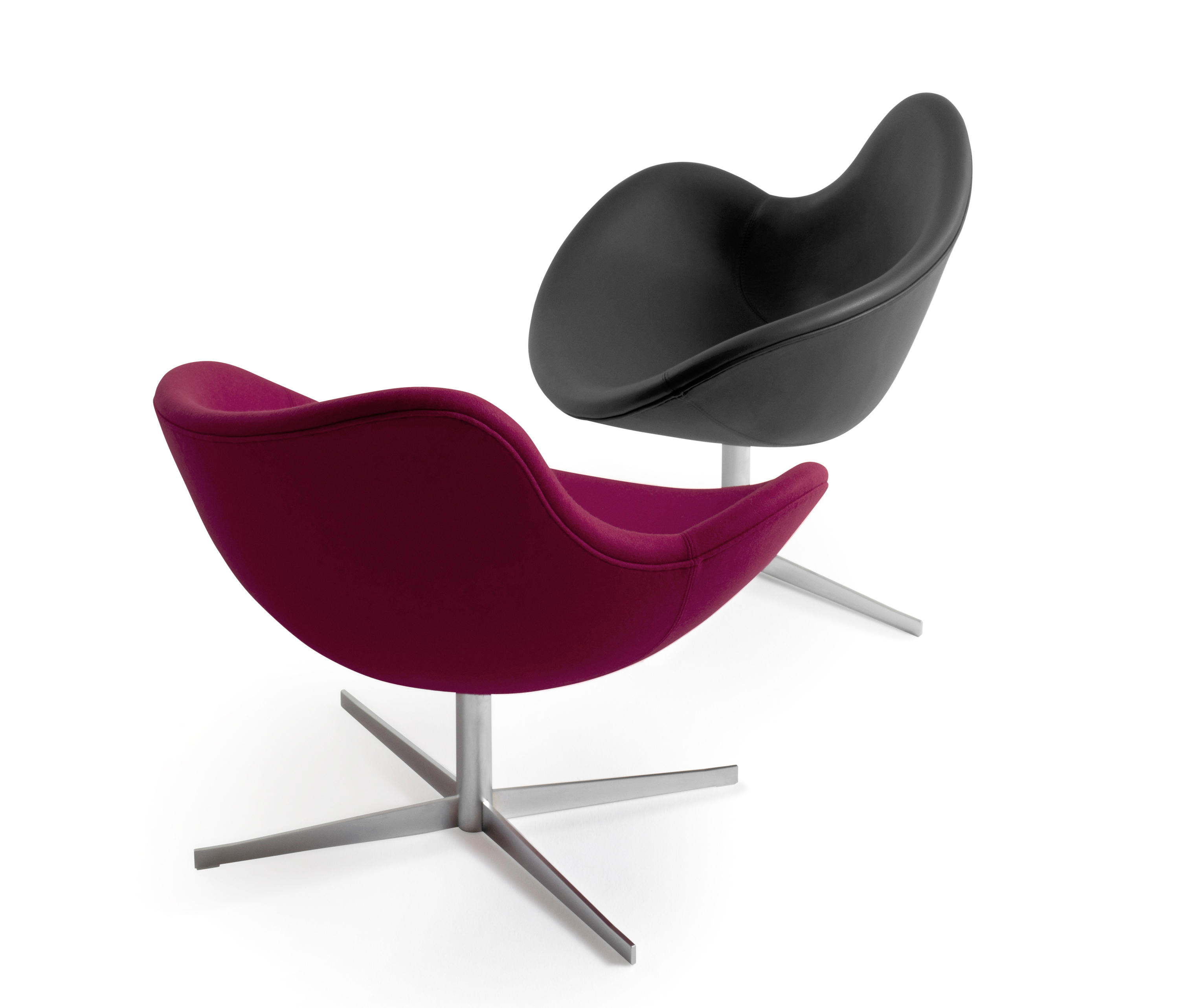 K2 SWIVEL CHAIR Lounge chairs from Halle