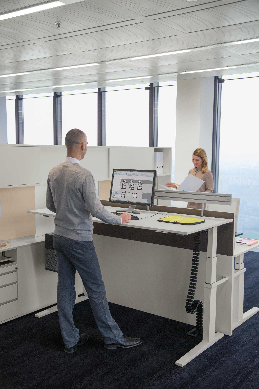 T-LIFT   DESK - Individual desks from Bene   Architonic