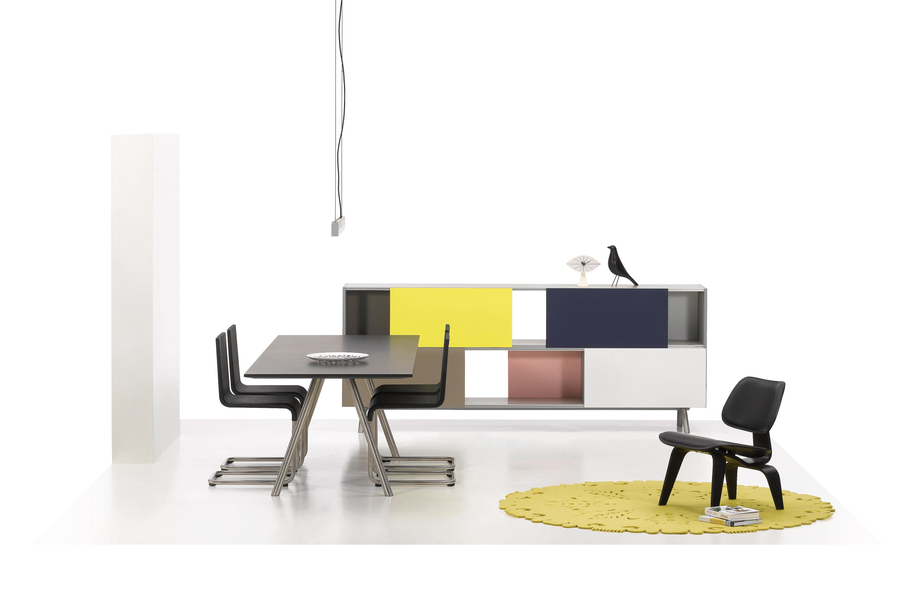 EAMES HOUSE BIRD - Objects from Vitra | Architonic