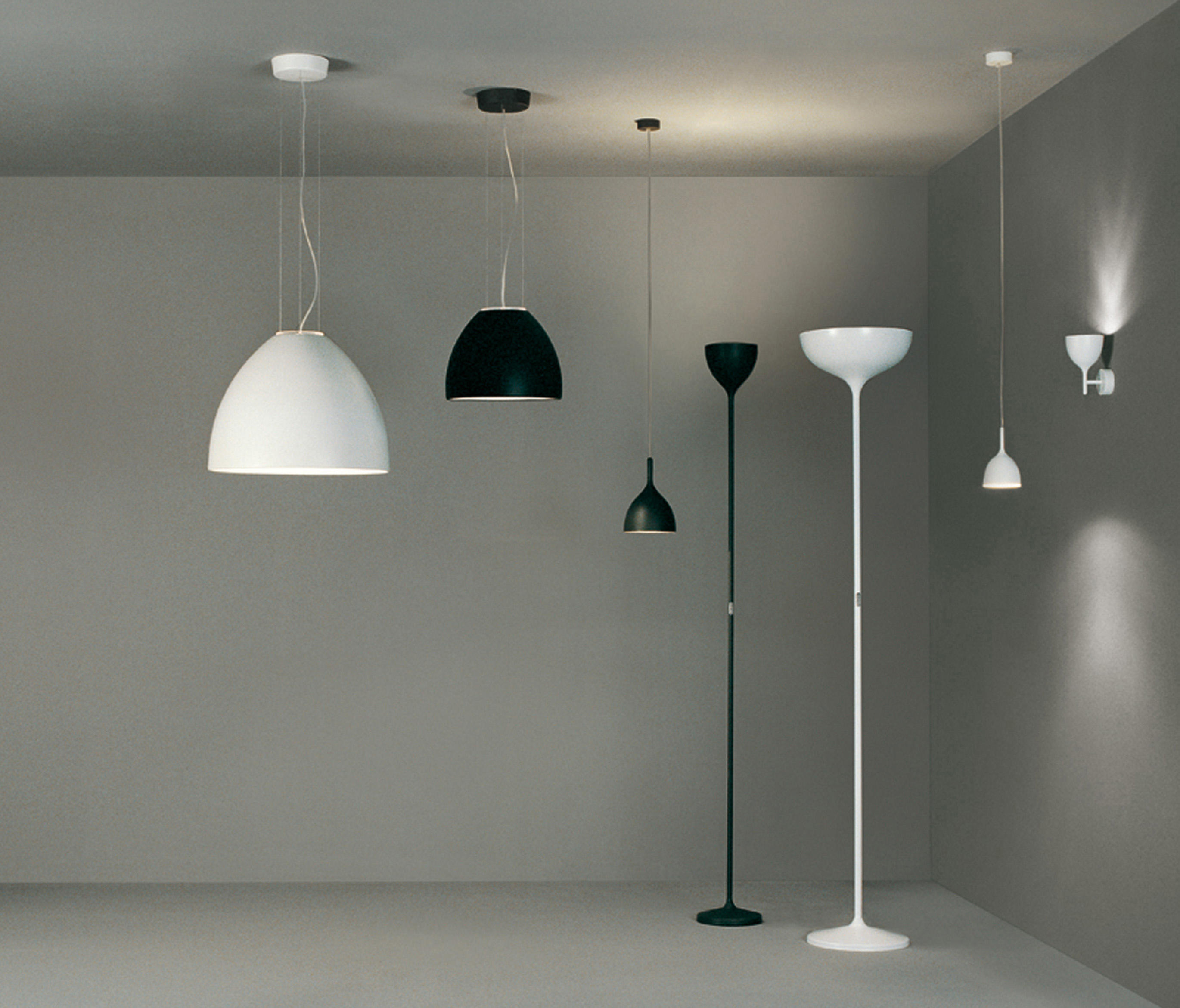 Drink H3 Suspension General Lighting From Rotaliana Srl