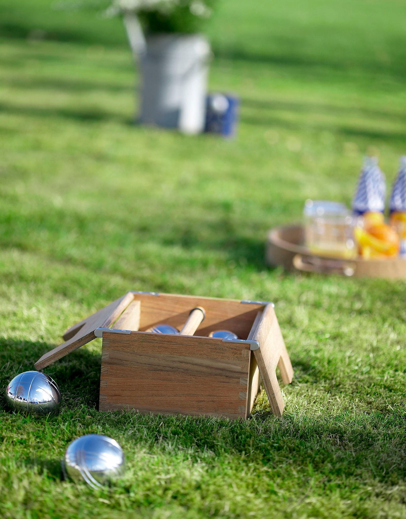 Akiko petanque accesorios de jard n de skagerak architonic - Accesorios de jardin ...