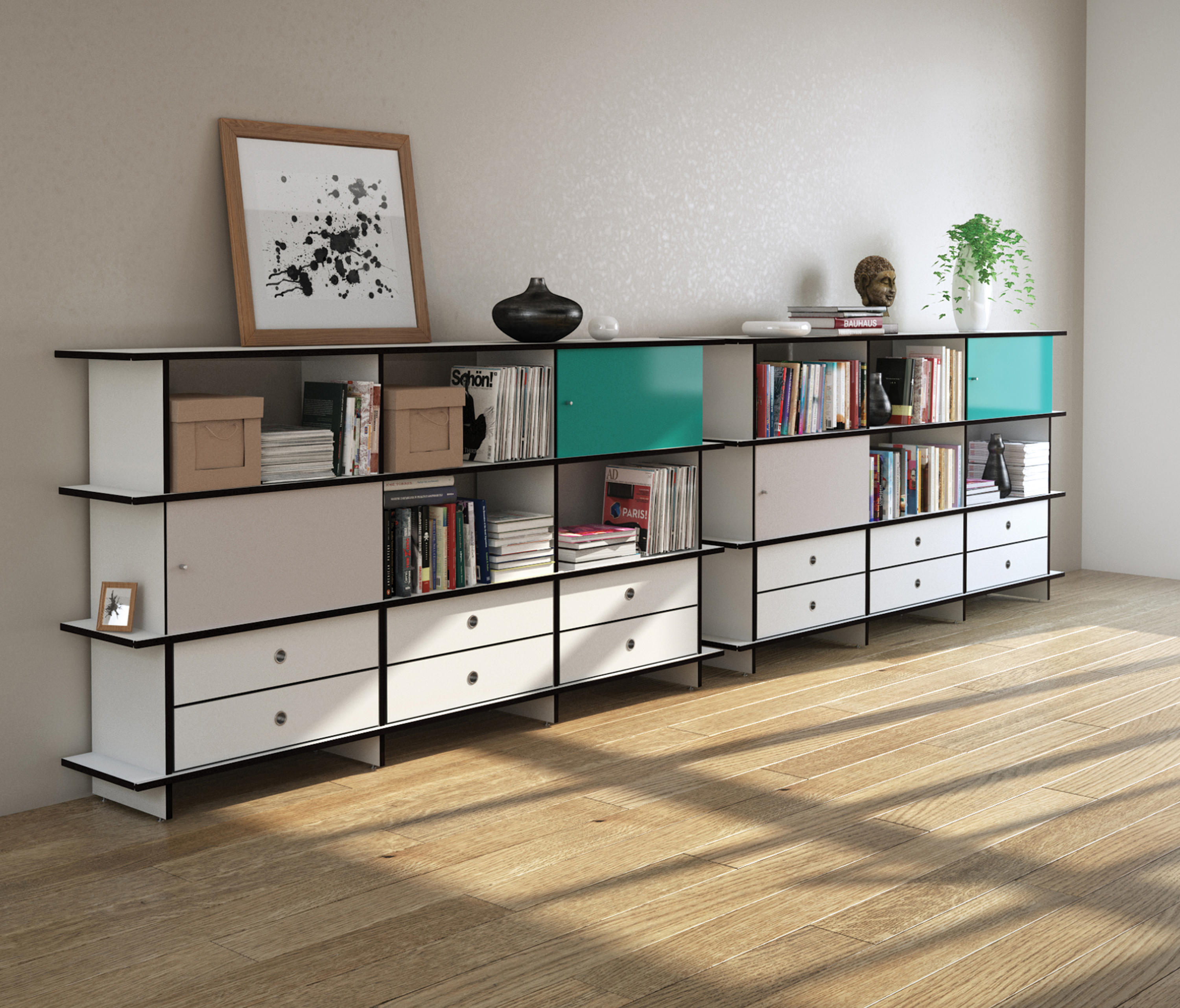 Oliver Conrad qr a nb sideboard sideboards from oliver conrad architonic