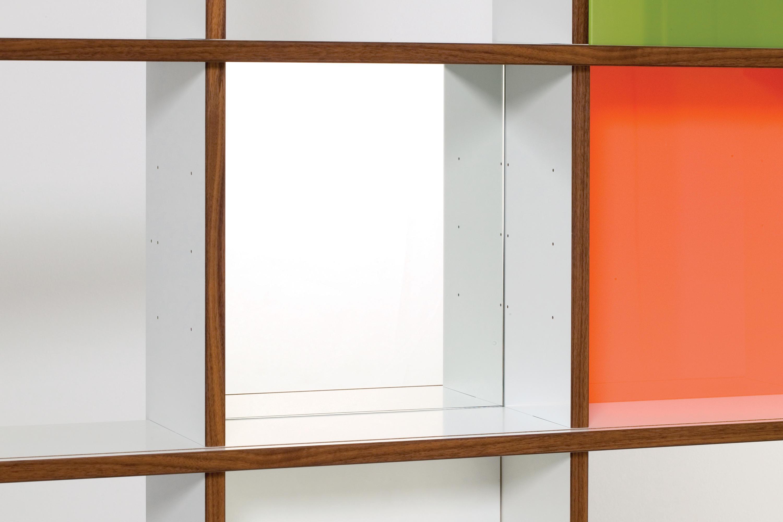 qr regal qr dreht r abschliessbar b roregalsysteme von oliver conrad architonic. Black Bedroom Furniture Sets. Home Design Ideas