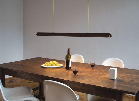 cohiba suspension lamp pendant strip lights from formagenda architonic. Black Bedroom Furniture Sets. Home Design Ideas