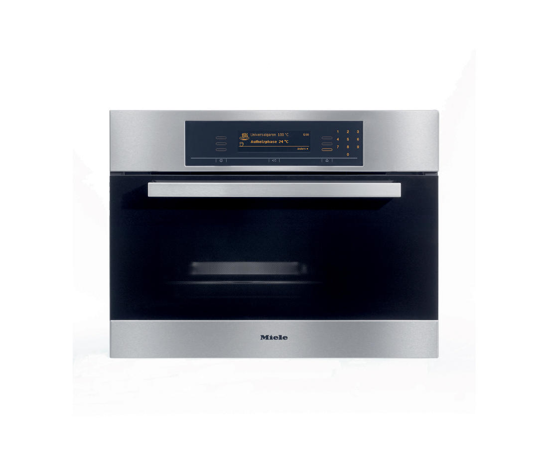 Dgc 5080 Steam Oven Steam Ovens From Miele Architonic