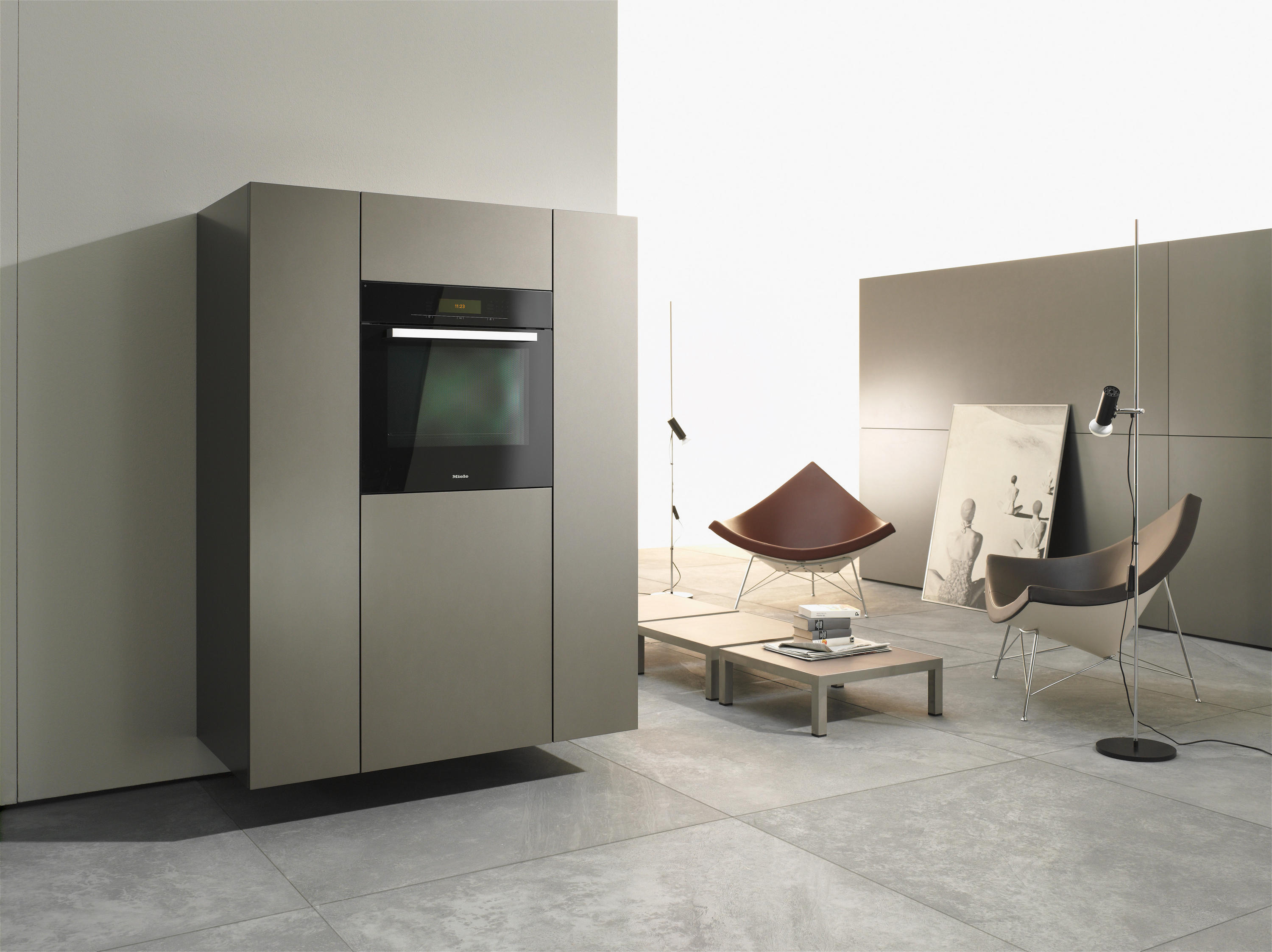 h 5681 bp einbau backofen back fen von miele architonic. Black Bedroom Furniture Sets. Home Design Ideas