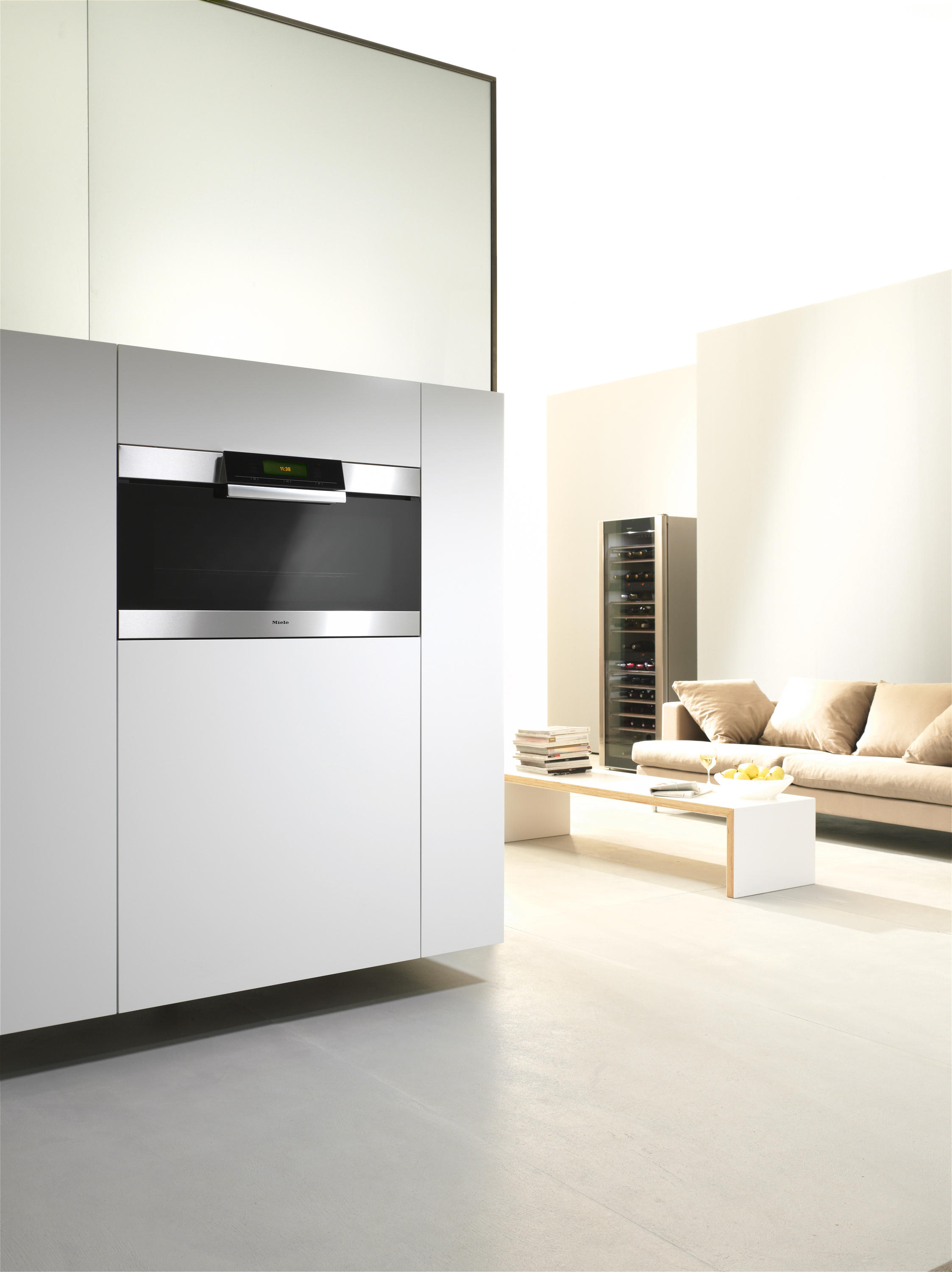 h 5981 bp oven ovens from miele architonic. Black Bedroom Furniture Sets. Home Design Ideas