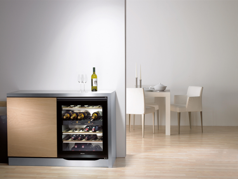 Independent Kitchen Designers Kwt 4154 Ug 1 Wine Cooler Refrigerators From Miele