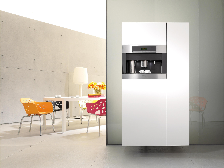 CVA 5065 Einbau-Kaffeevollautomat - von Miele | ARCHITONIC | {Einbaukaffeevollautomaten 48}