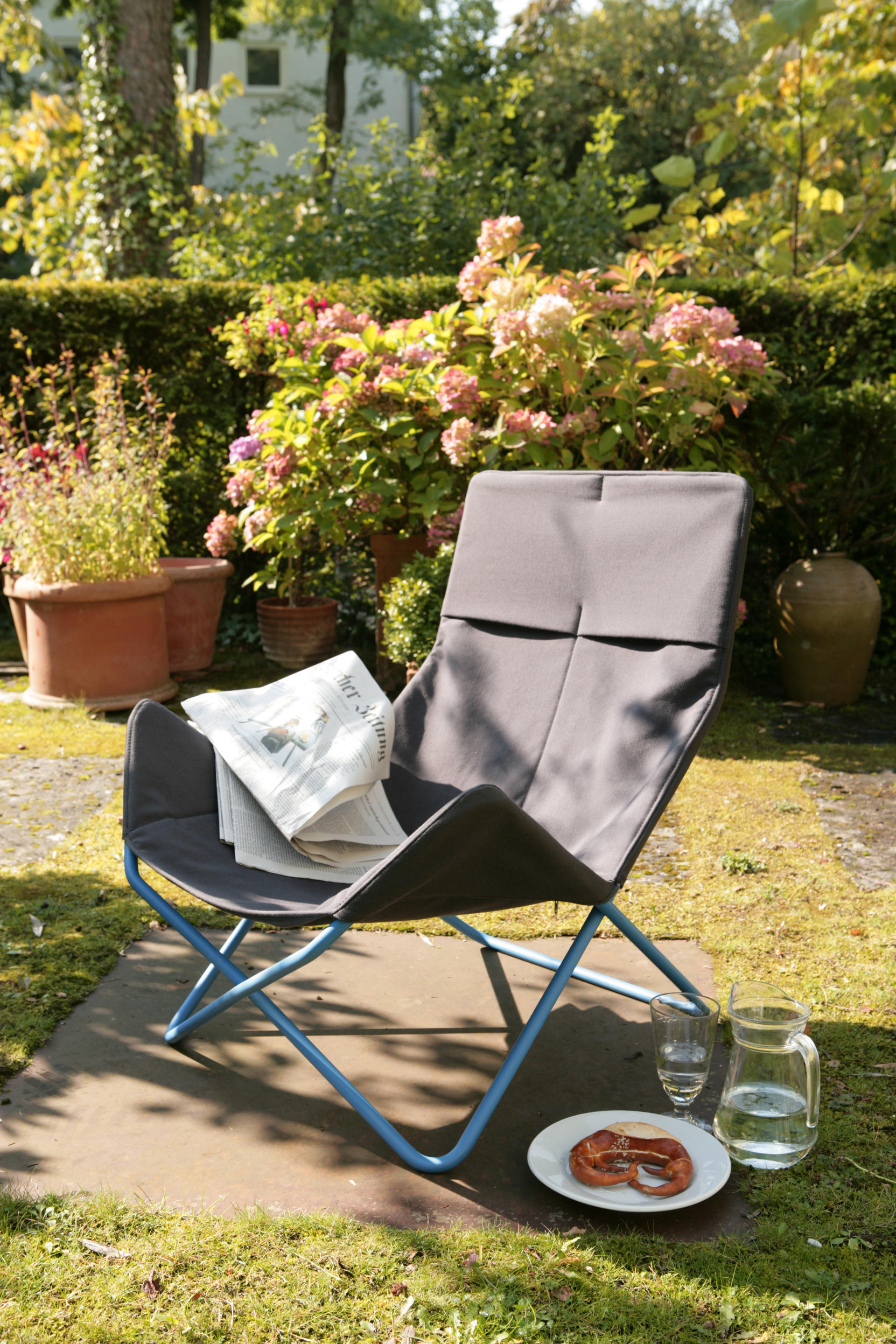 in out lounge chair outdoor garden armchairs from richard