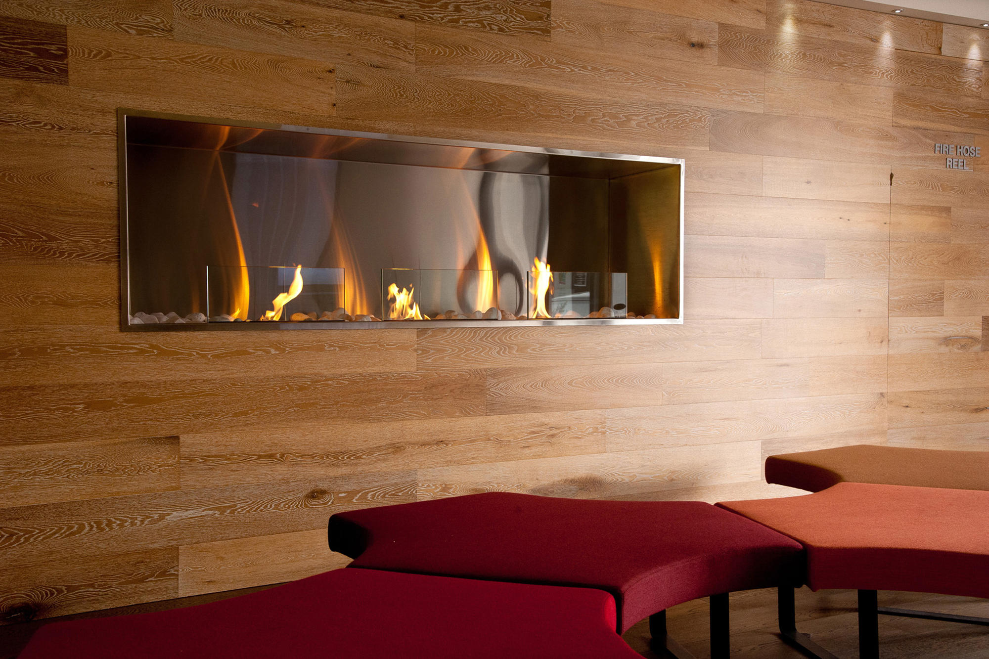 firebox ss  ethanol burner inserts from ecosmart™ fire  -  firebox ss by ecosmart™ fire