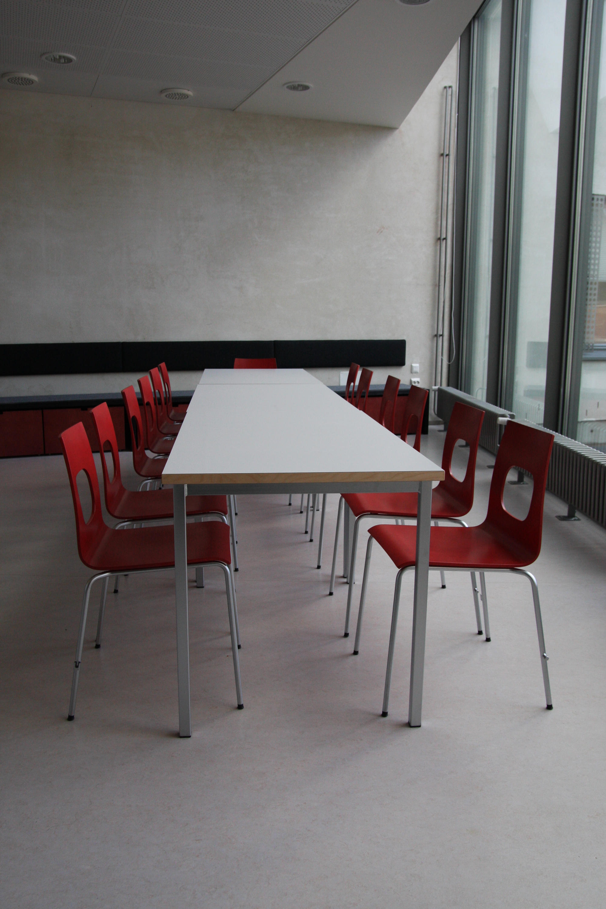 ARENA A B TABLES Canteen tables from Piiroinen