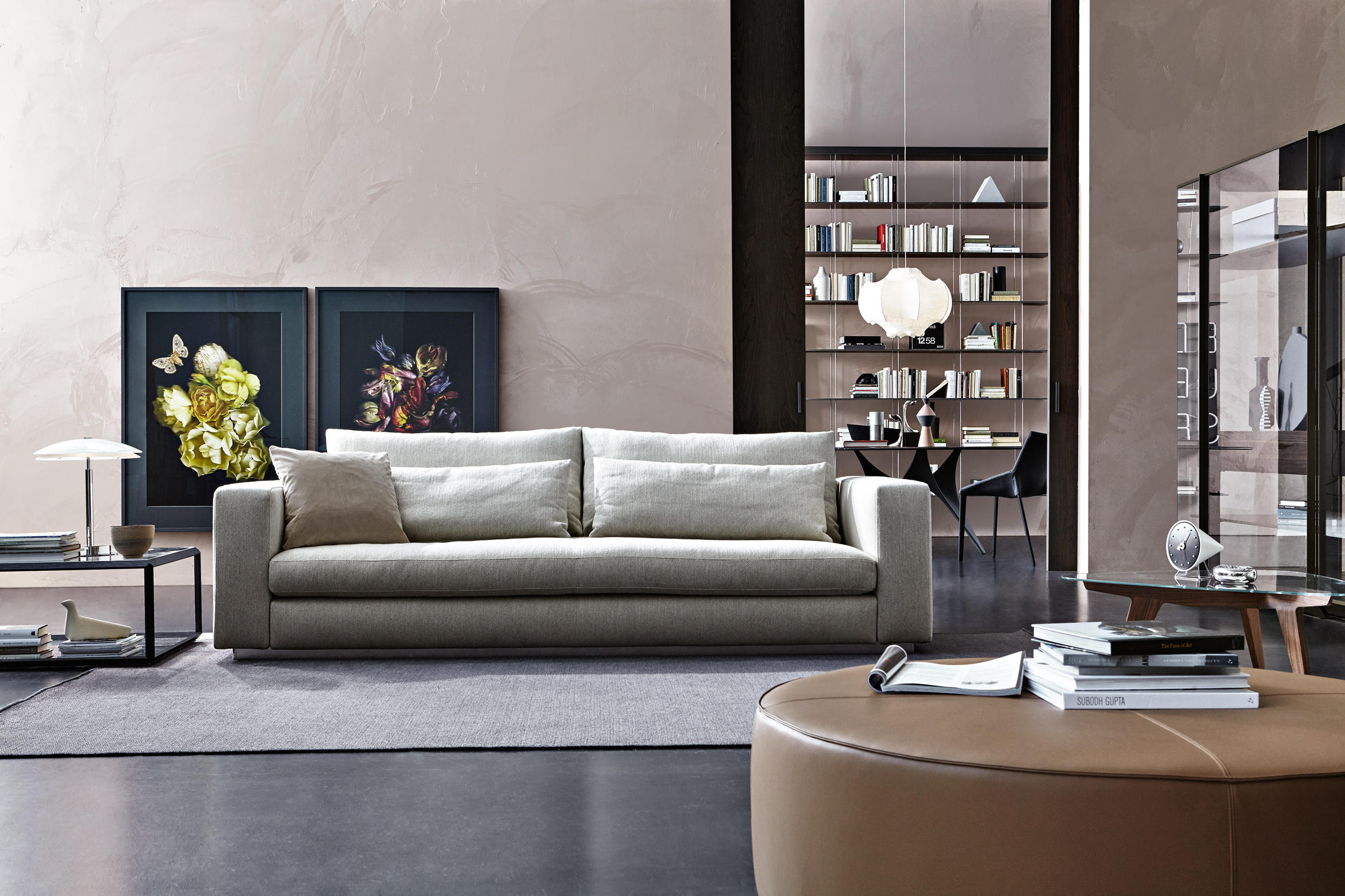 reversi xl sofas from molteni c architonic. Black Bedroom Furniture Sets. Home Design Ideas