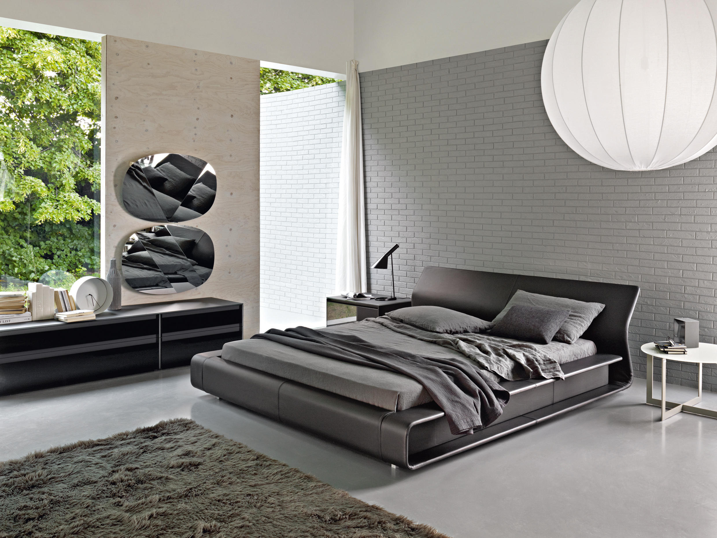 Clip double beds from molteni c architonic for Molteni furniture