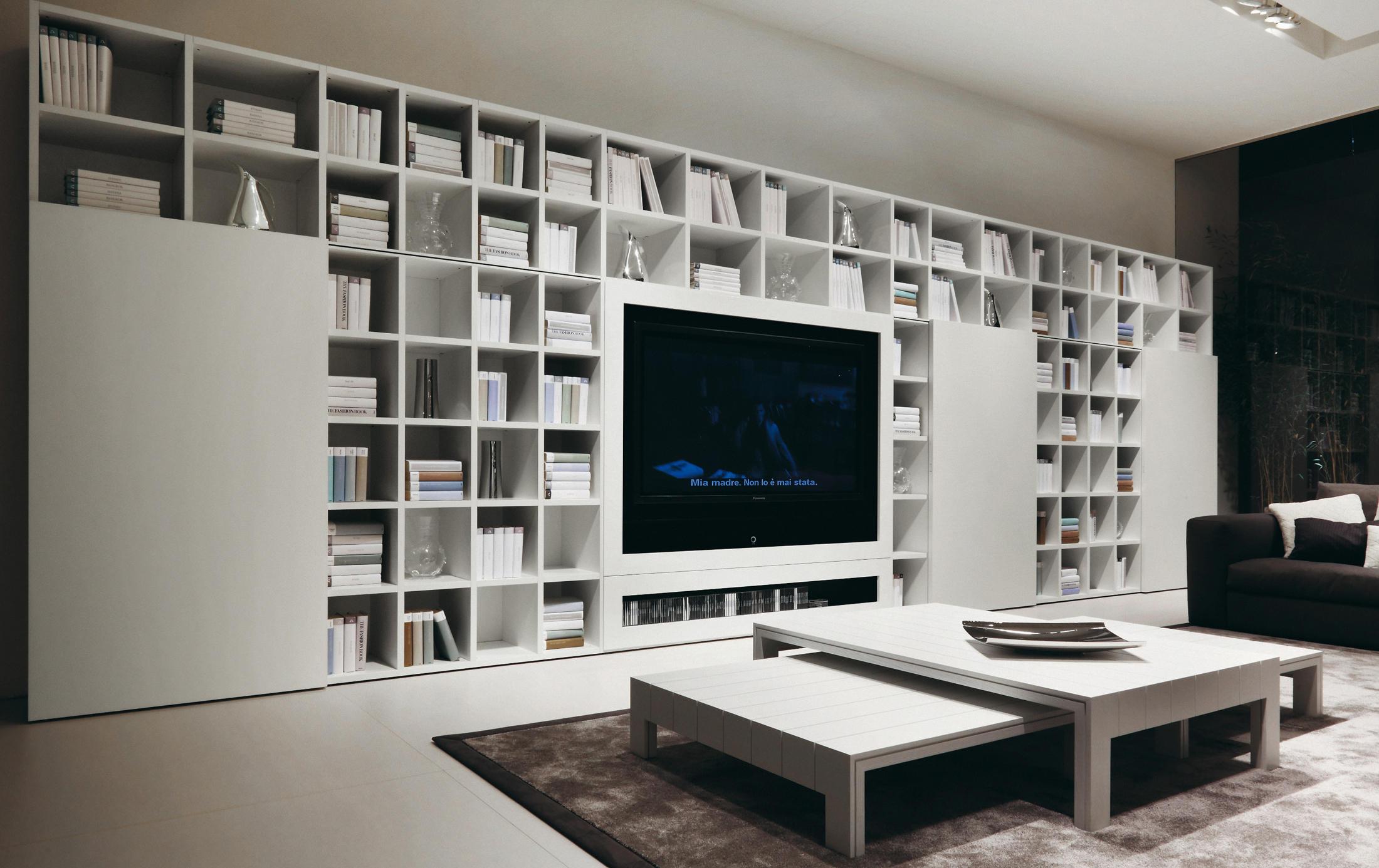 Mobili Soggiorno Feg : Frame modular system pareti attrezzate feg architonic