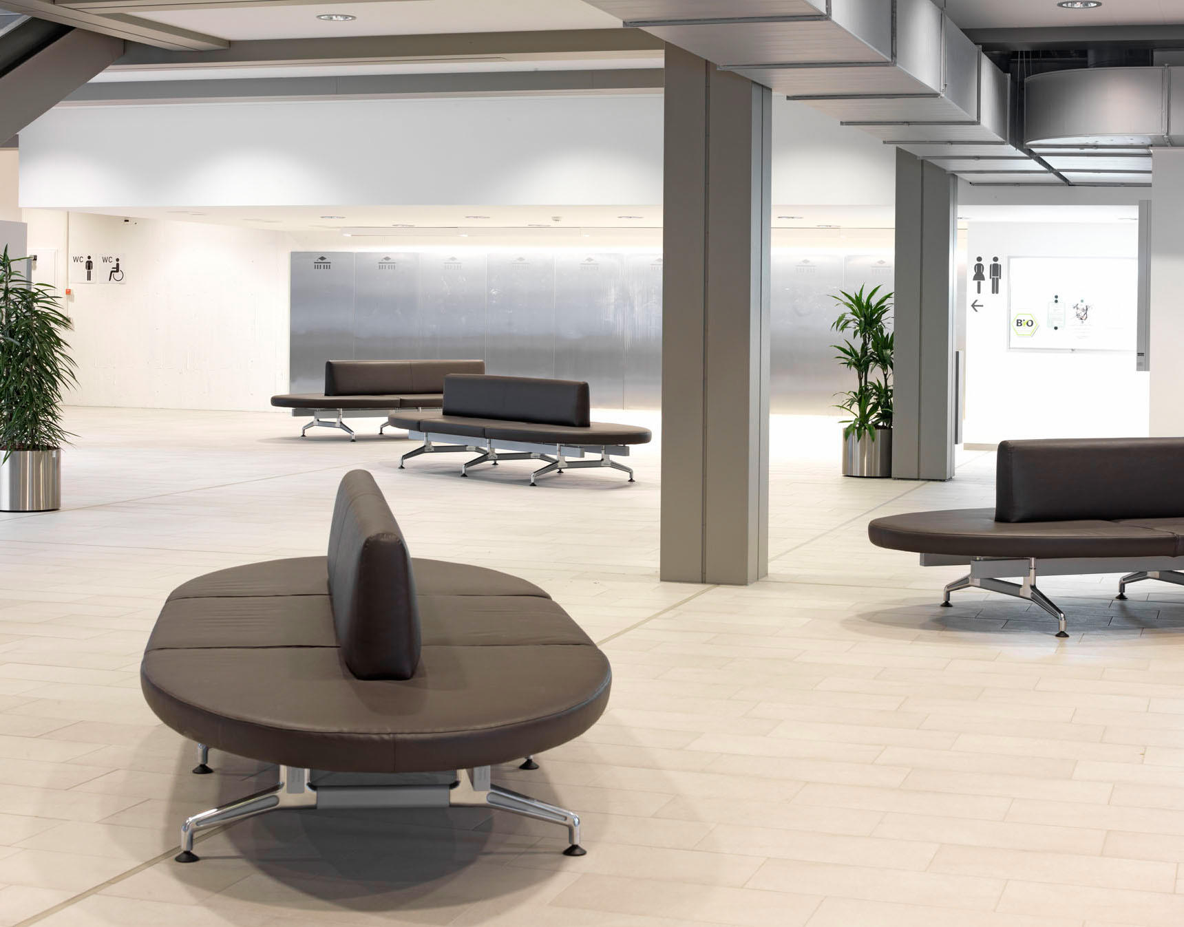 7303/5 TERMINAL - Waiting area benches from Kusch+Co | Architonic