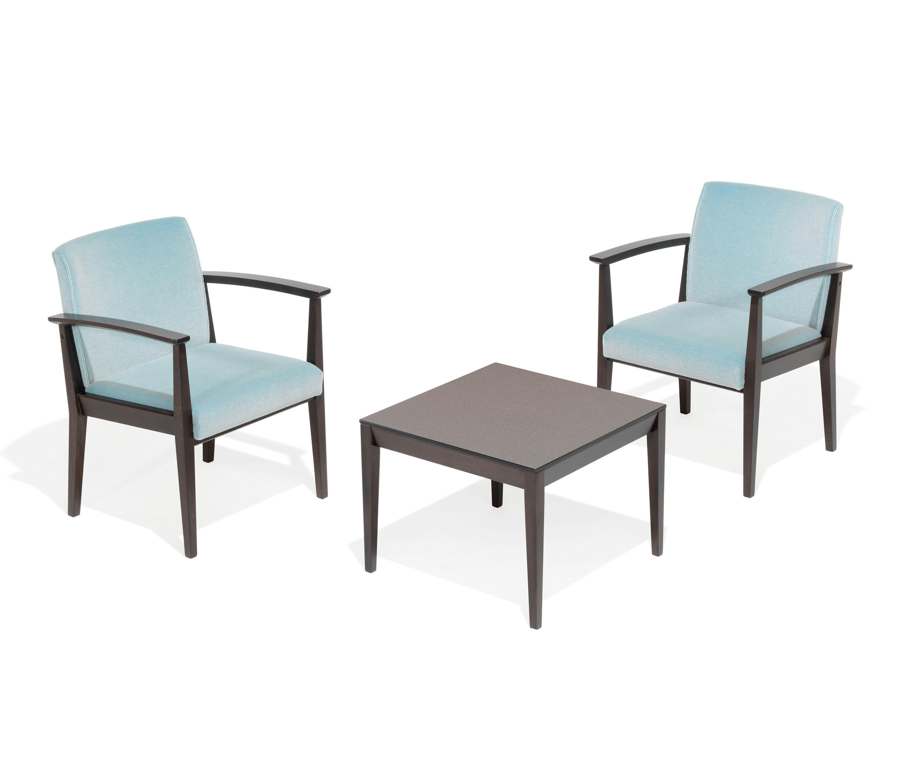 1532 2 luca chairs from kusch co architonic. Black Bedroom Furniture Sets. Home Design Ideas