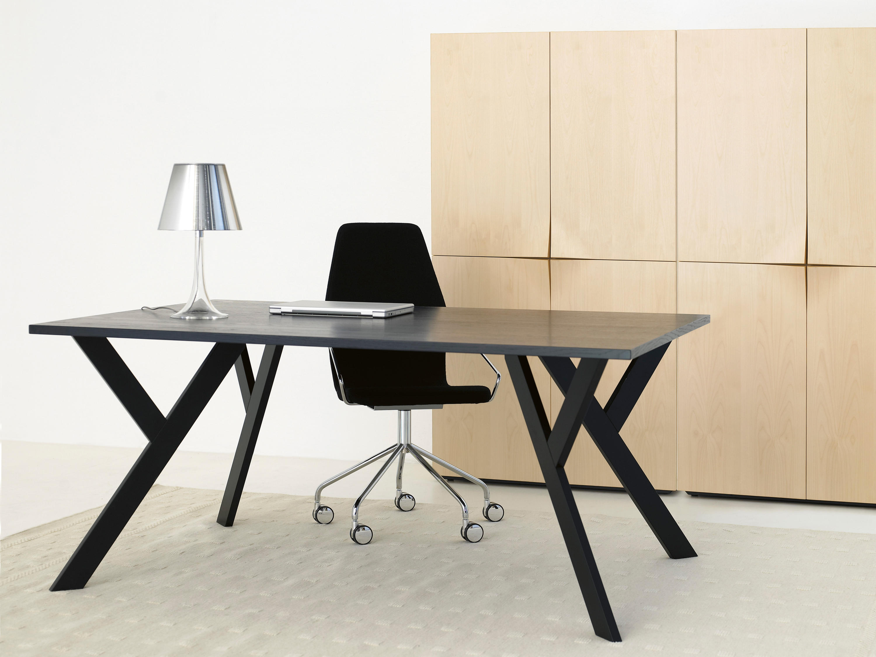 Ypsilon yp3125 canteen tables from karl andersson for Table ypsilon