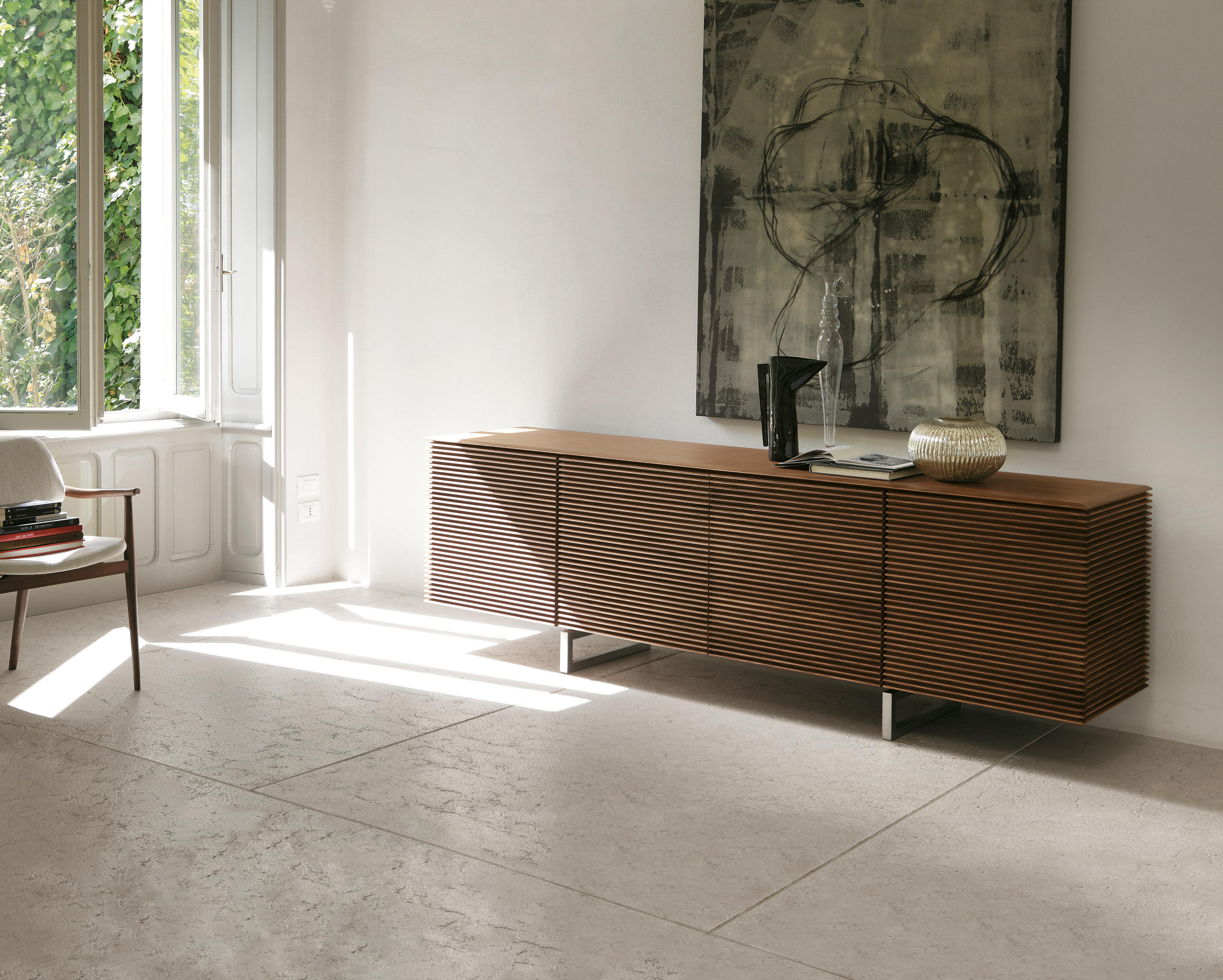 Riga credenza sideboards from porada architonic for Aparadores modernos