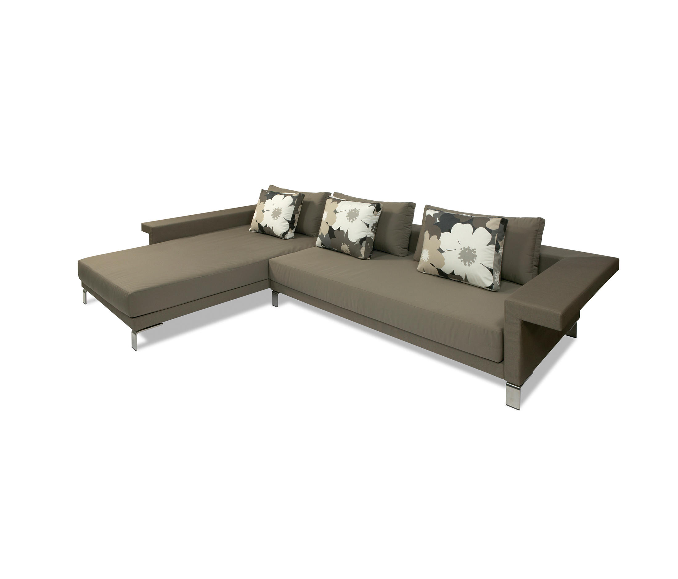 palma sofa module garden sofas from val eur architonic. Black Bedroom Furniture Sets. Home Design Ideas