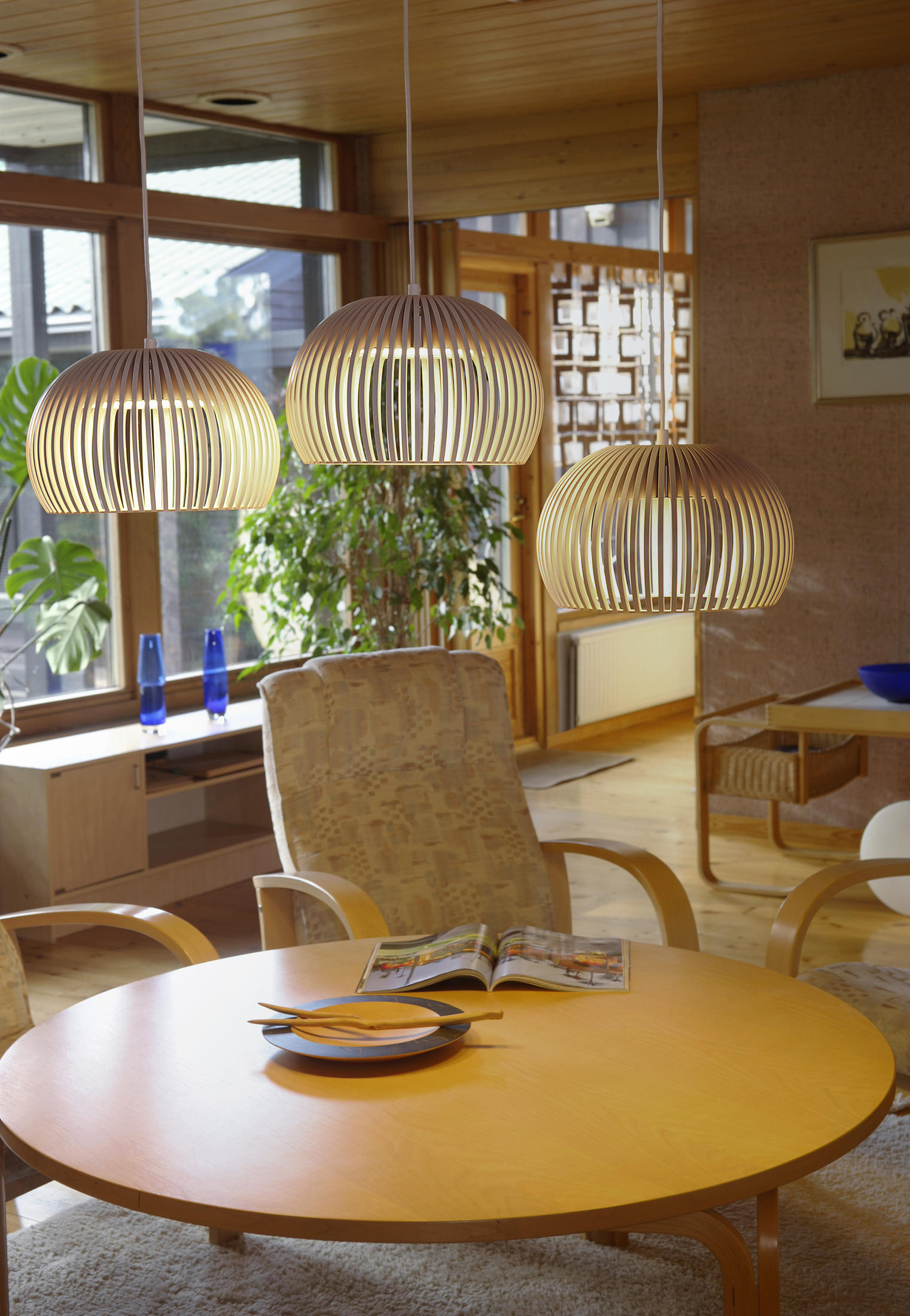 Atto 5000 Pendant Lamp Suspended Lights From Secto