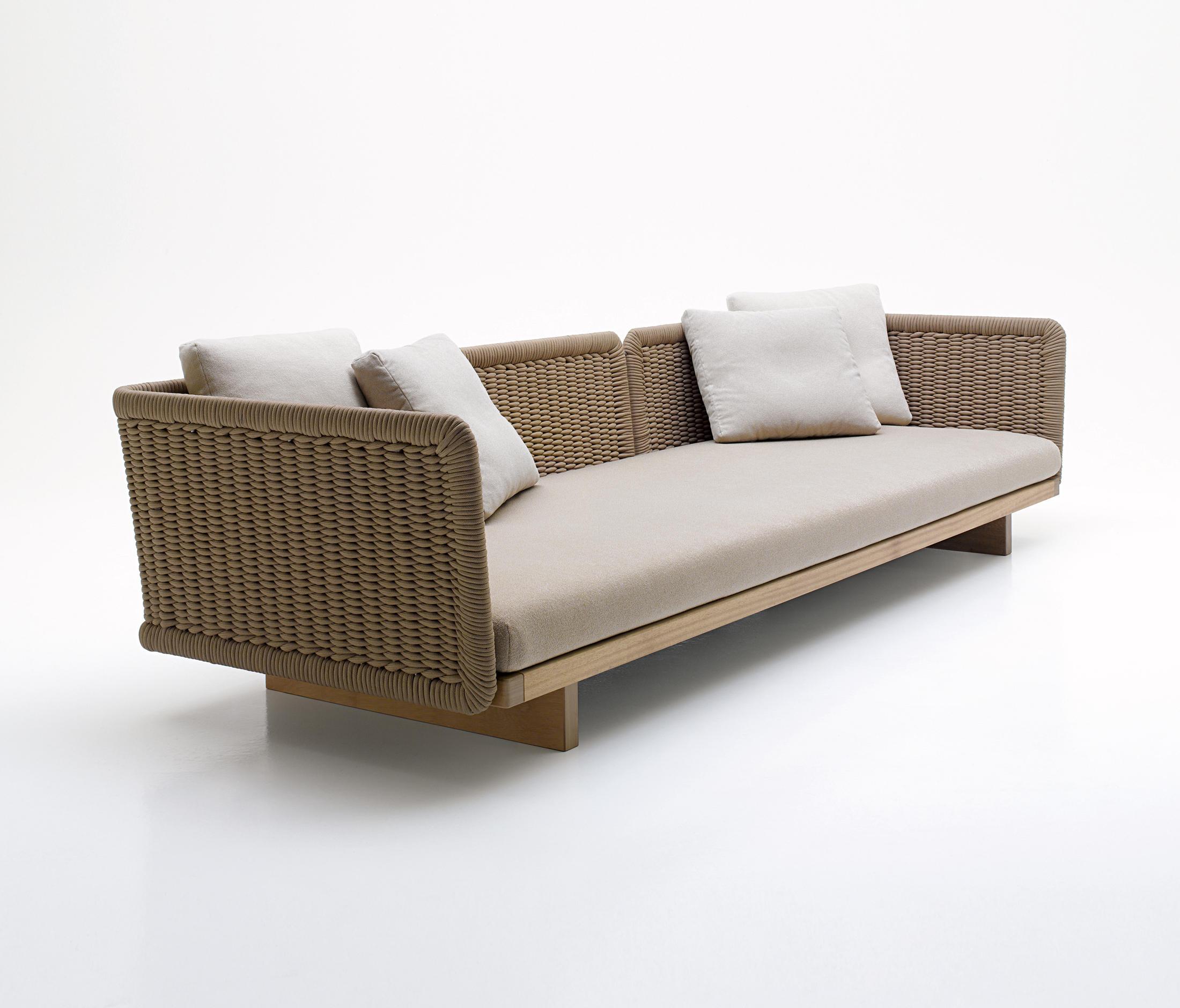 Sabi sofas from paola lenti architonic for Paola lenti