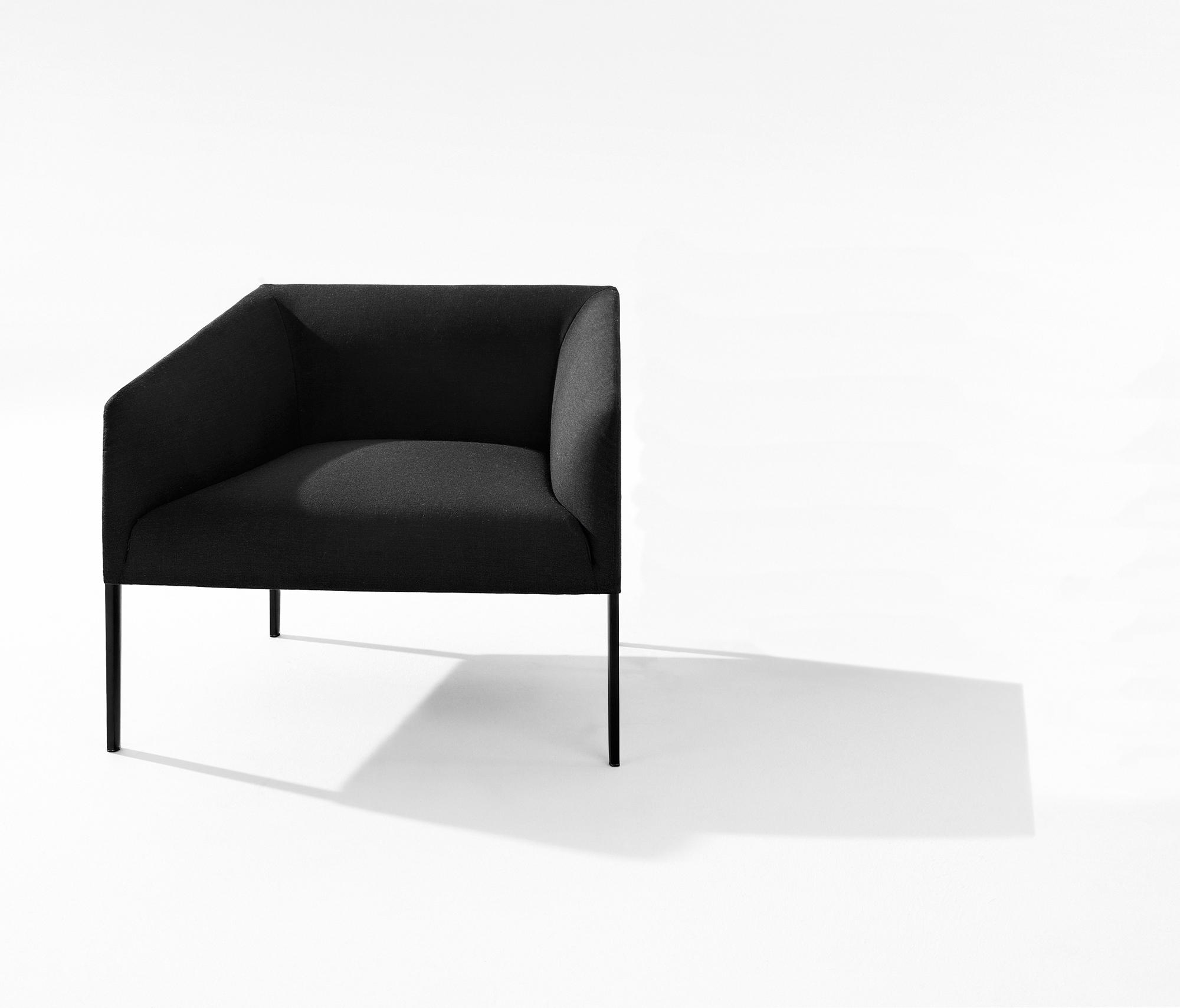Saari Xl Lounge Chairs From Arper Architonic