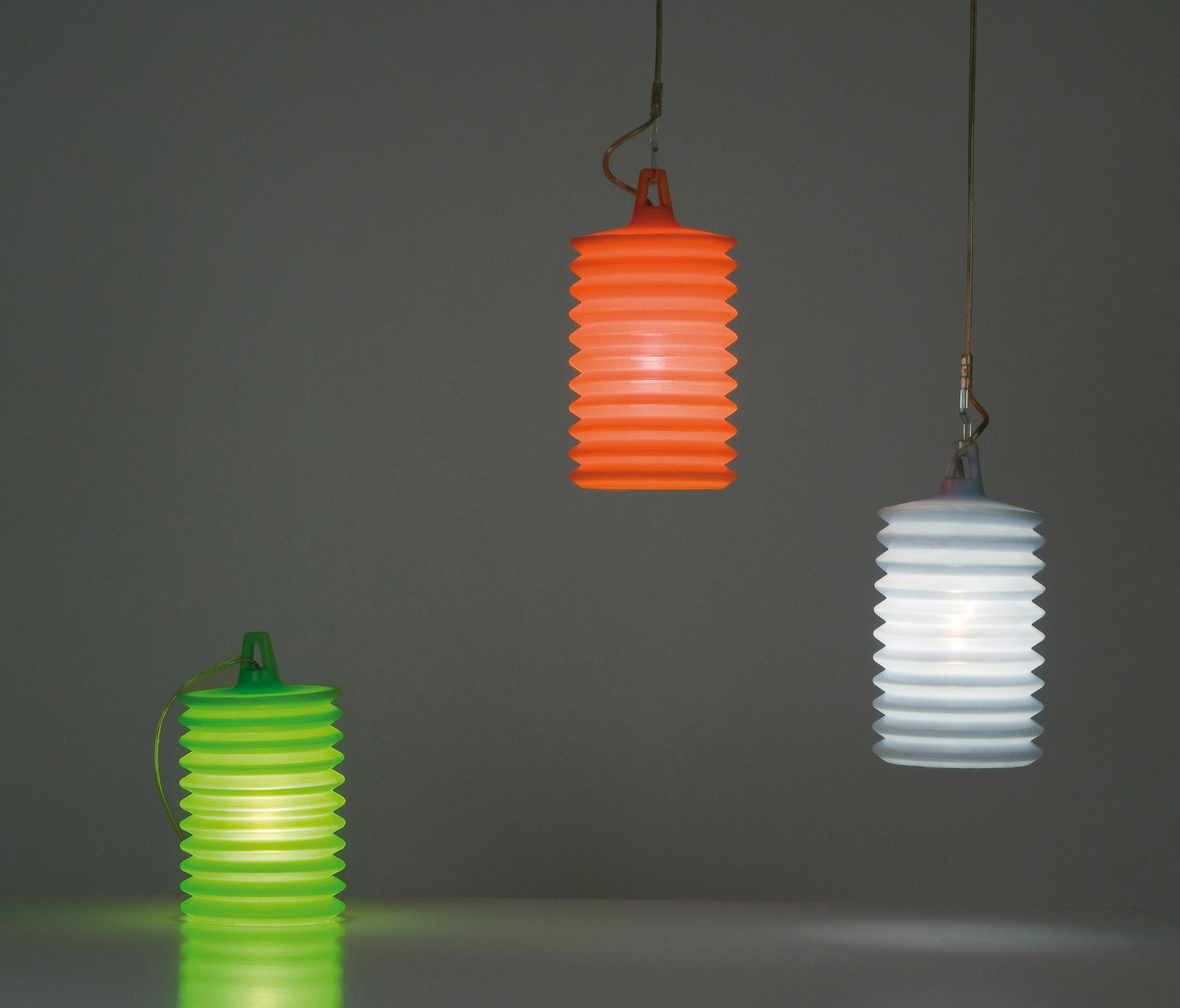 Lampion H1 Suspension General Lighting From Rotaliana