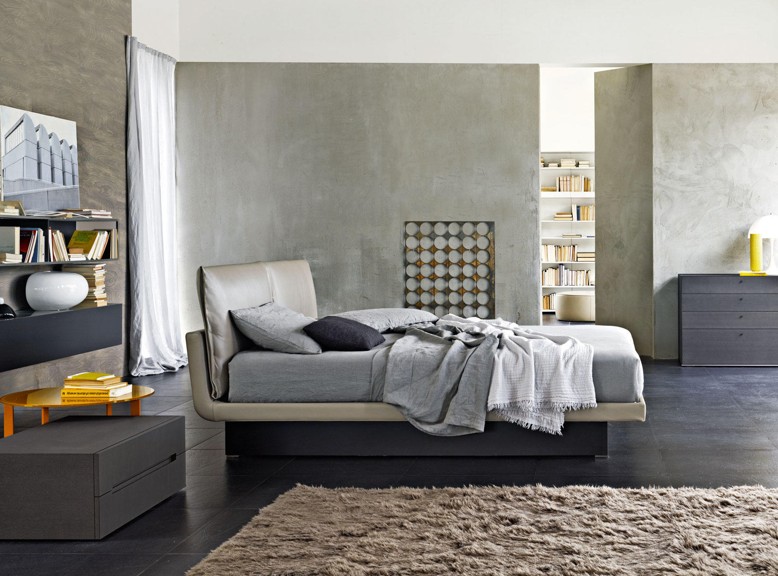 honey doppelbetten von molteni c architonic. Black Bedroom Furniture Sets. Home Design Ideas