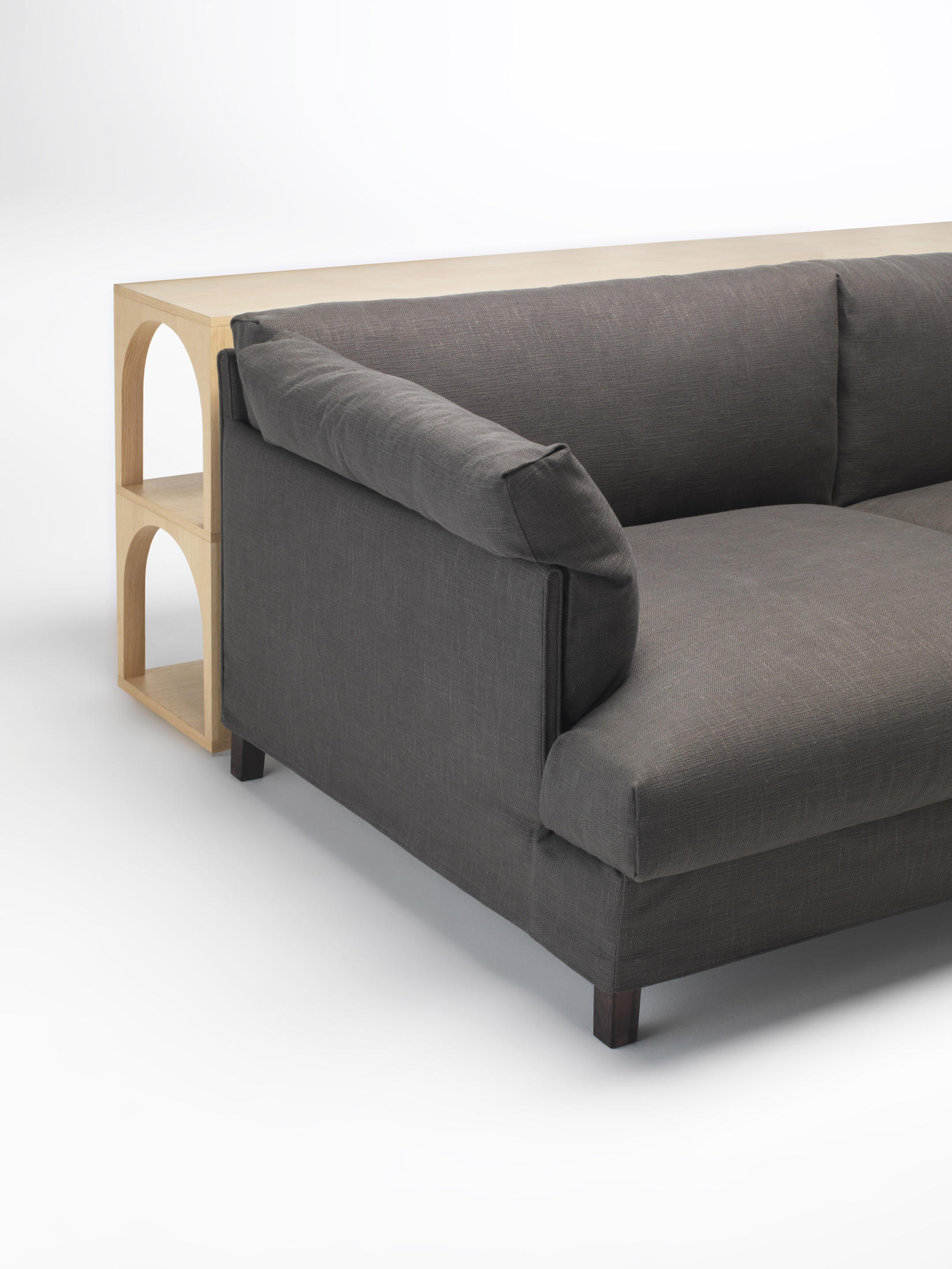 chemise sofabed sofa beds from living divani architonic. Black Bedroom Furniture Sets. Home Design Ideas