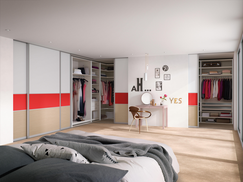 Legno Interior Closet Storage System By Raumplus ...