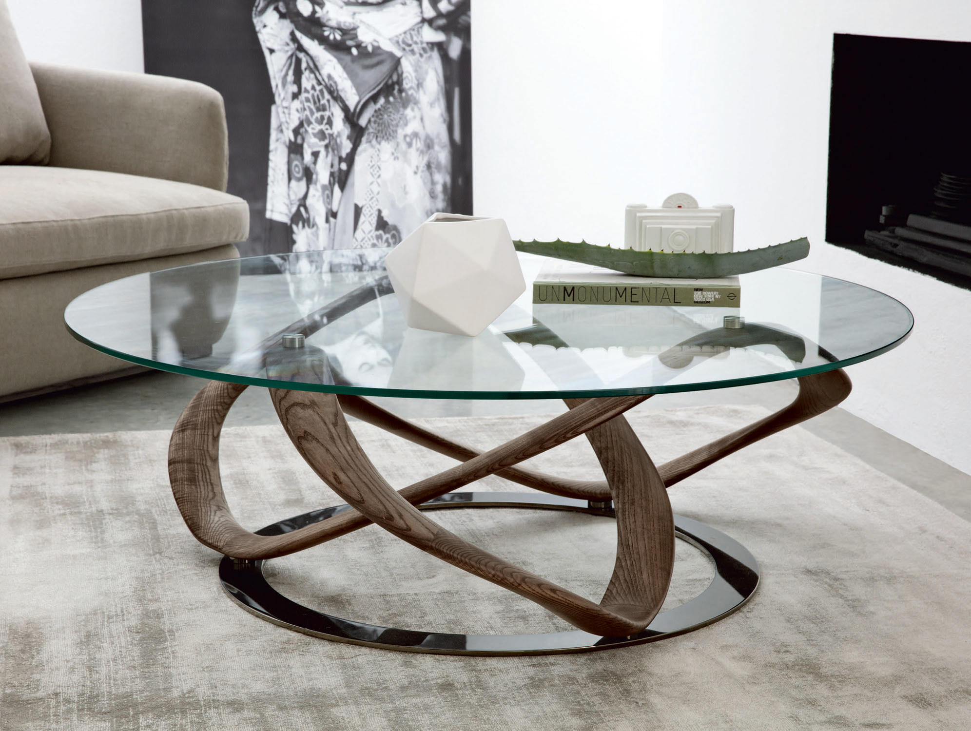 Infinity Tavolino By Porada