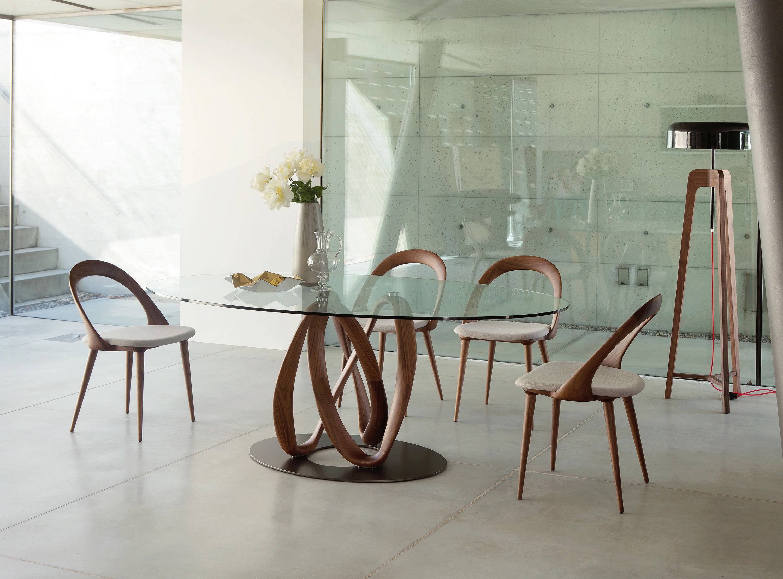 Tavolo Piano Vetro Tondo.Infinity Tavolino Designer Furniture Architonic