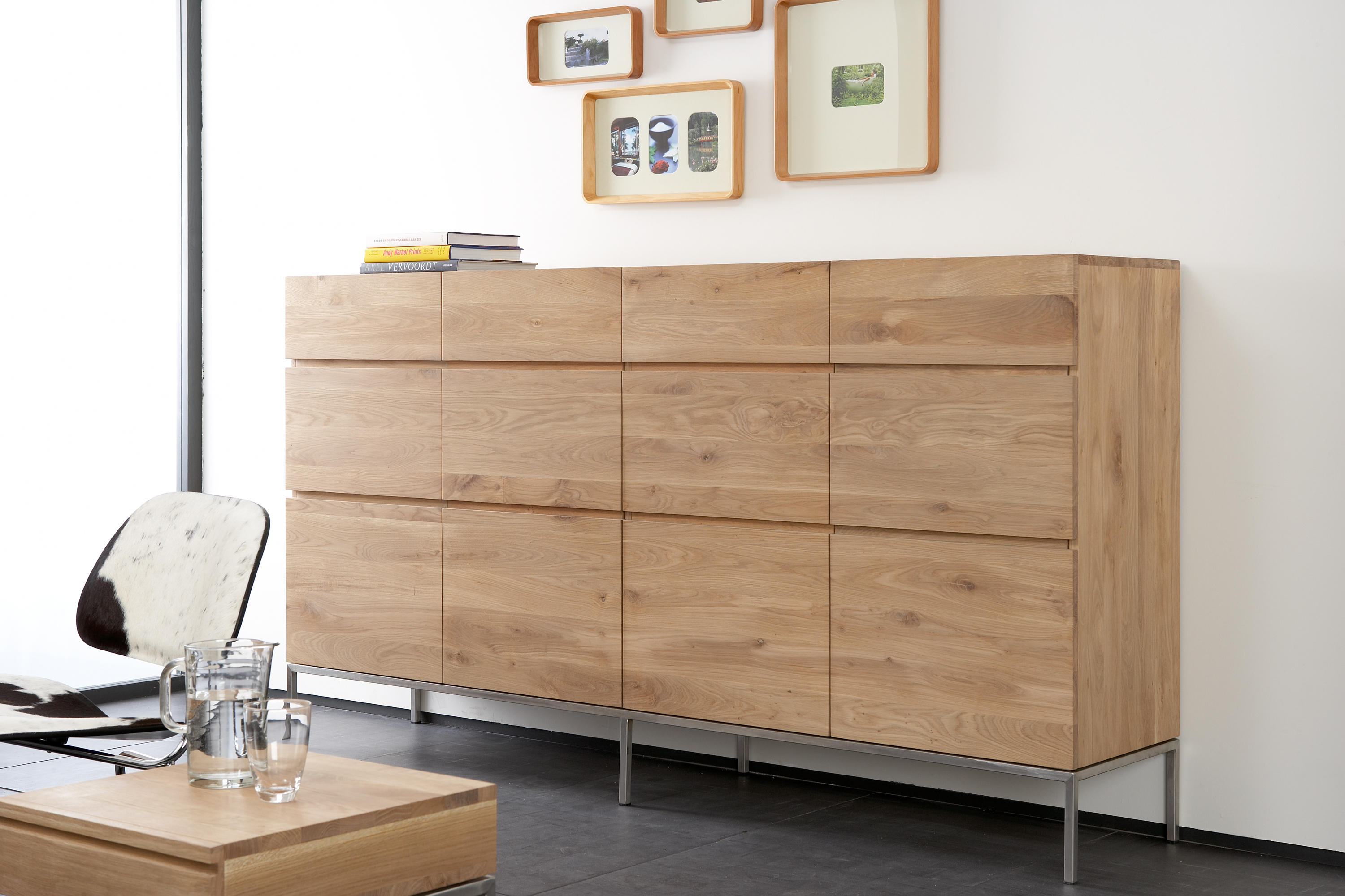 Moderne Sideboard oak ligna sideboard sideboards from ethnicraft architonic