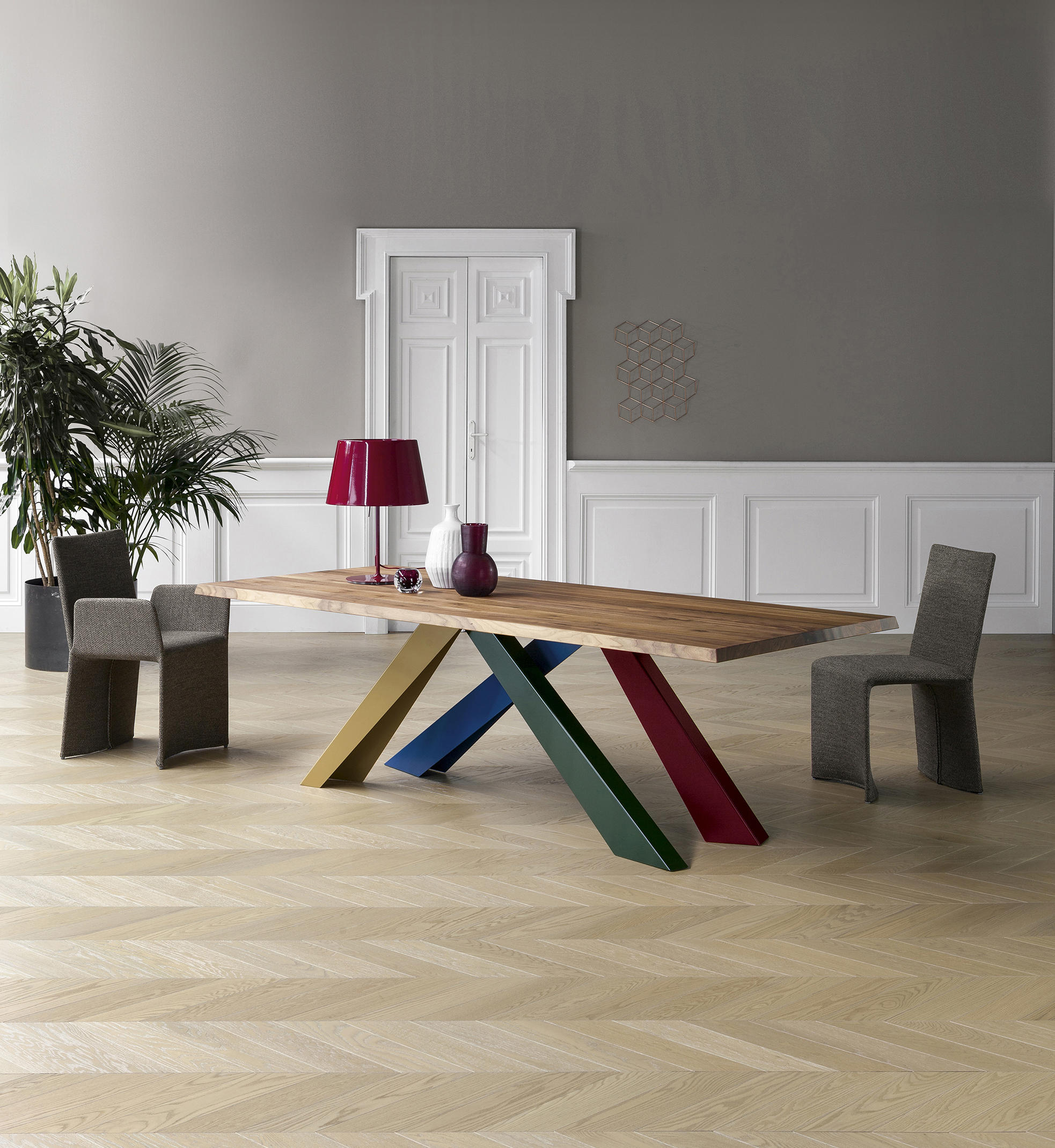 BIG TABLE - Restaurant tables from Bonaldo | Architonic