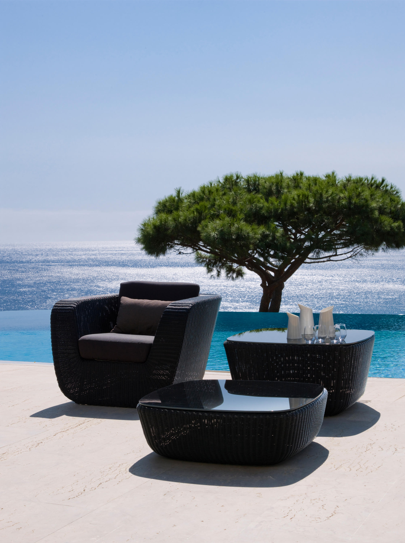 SAVANNAH LOUNGE CHAIR - Garden armchairs from Cane-line   Architonic - ... Savannah Lounge Chair by Cane-line ...