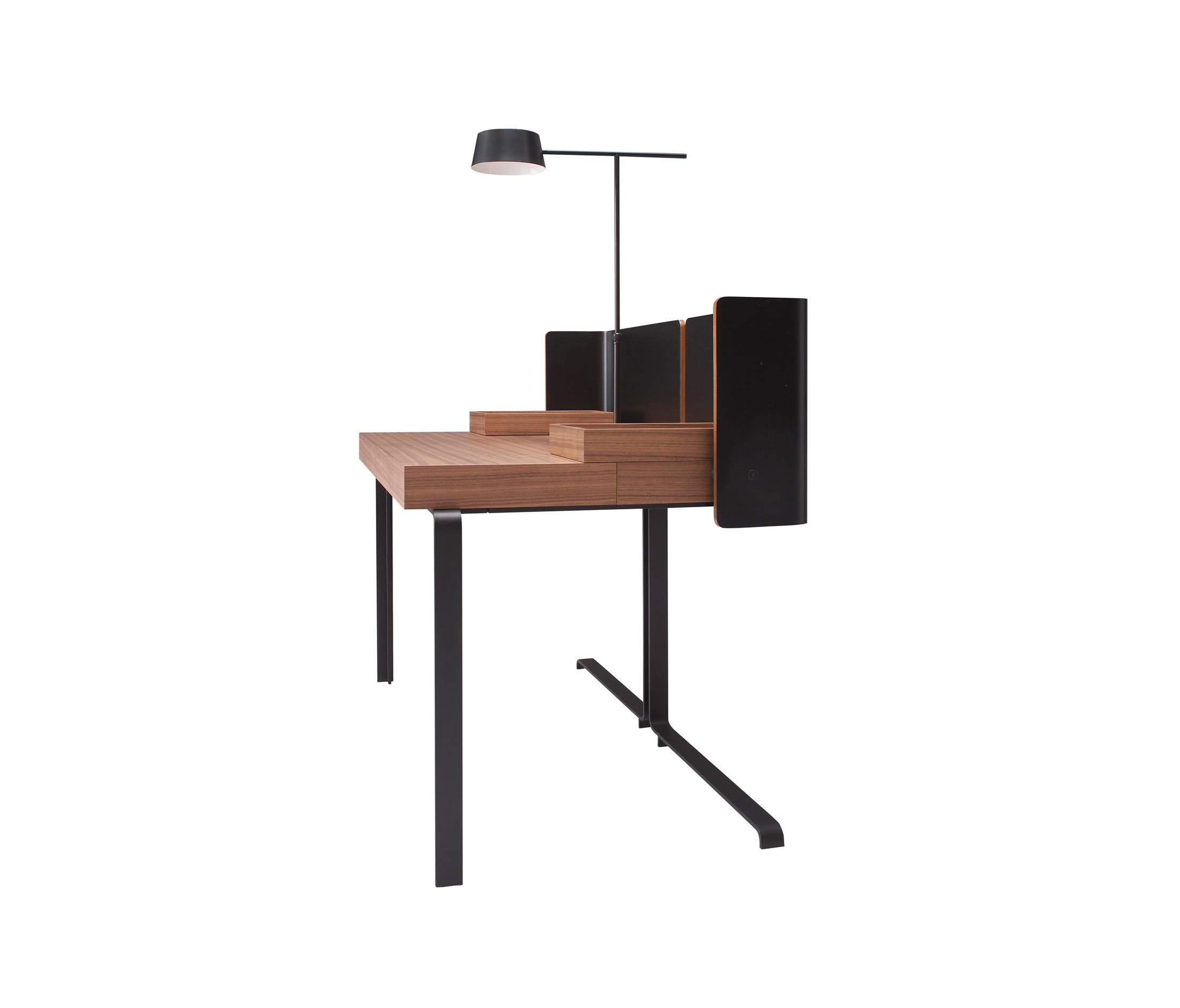 split desks from ligne roset architonic. Black Bedroom Furniture Sets. Home Design Ideas