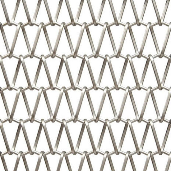 Scale mesh metal weaves meshs from cambridge for Architectural metal concepts nj