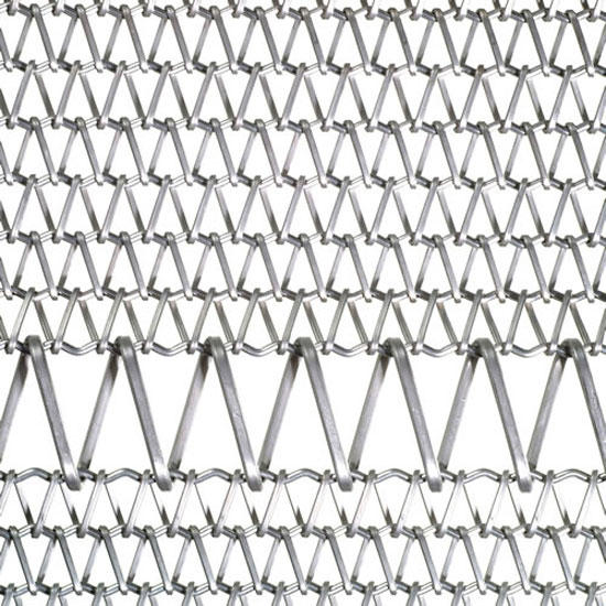 Stripe mesh metal weaves meshs from cambridge for Architectural metal concepts nj
