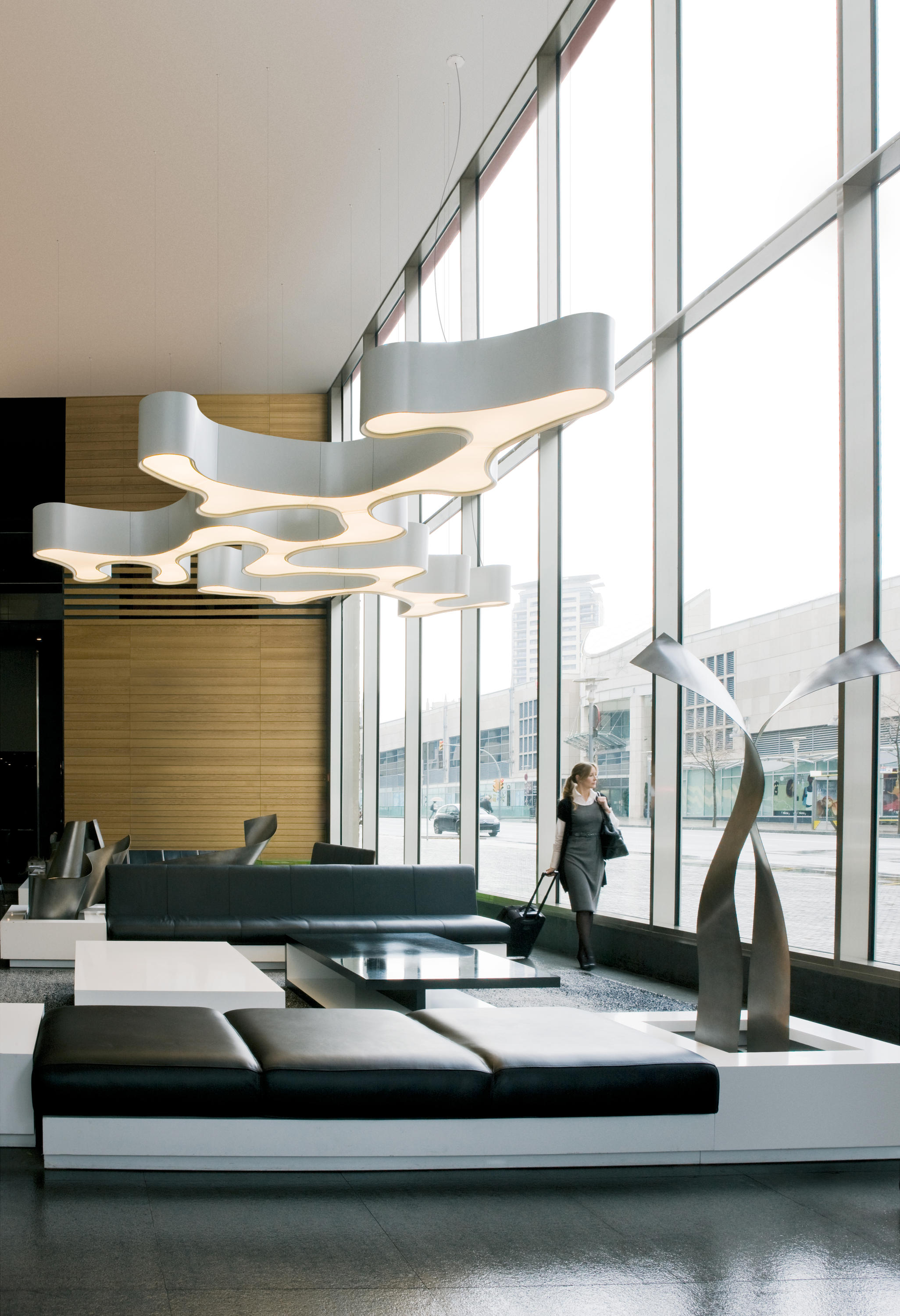 Ameba Pendant Lamp General Lighting From Vibia Architonic