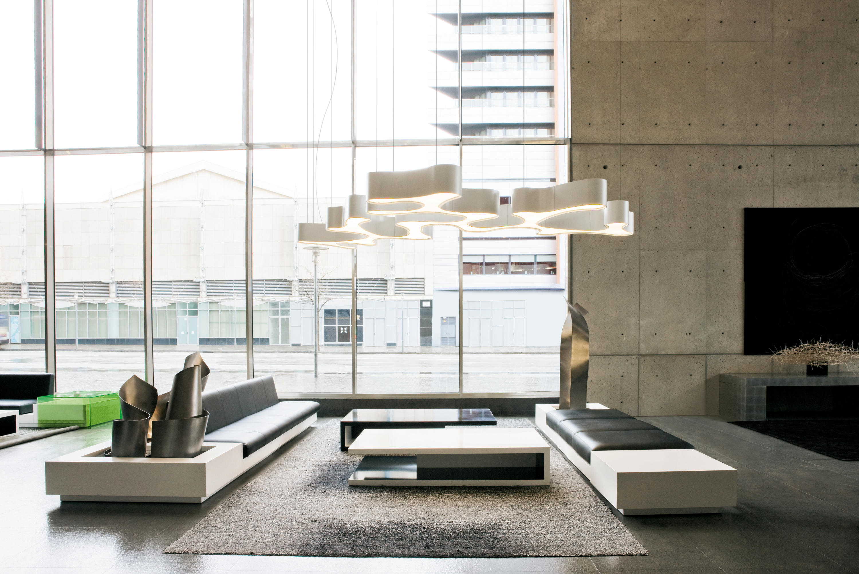 Ameba Pendant Lamp Suspended Lights From Vibia Architonic