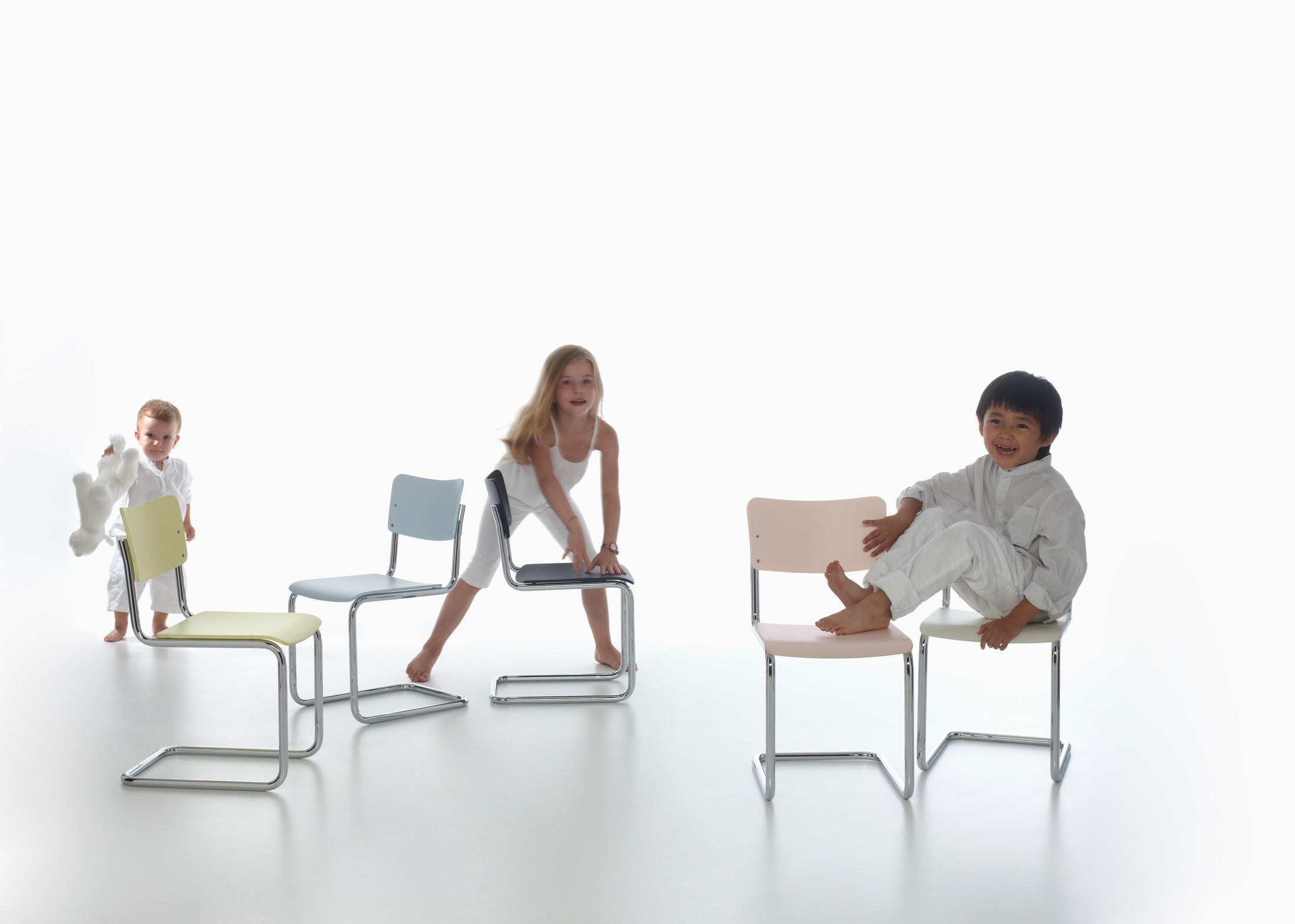 s 43 k kinderbereich von thonet architonic. Black Bedroom Furniture Sets. Home Design Ideas