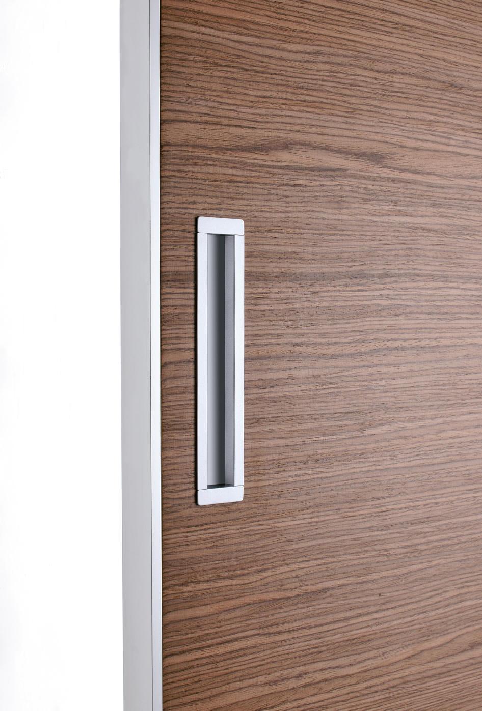 Quadra pocket door internal doors from albed architonic - Porta a scrigno ...