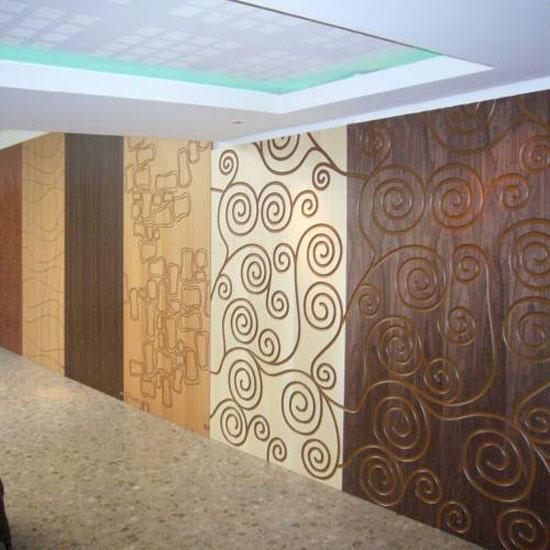 Wandverkleidung Holz Englisch ~ Elegant 130 carved MDF  Holzplatten  Holzwerkstoffplatten von