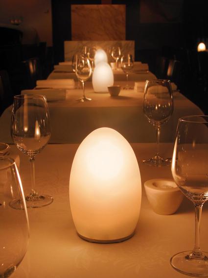 Egg small iluminaci n general de neoz lighting architonic for Conrad maldives precios